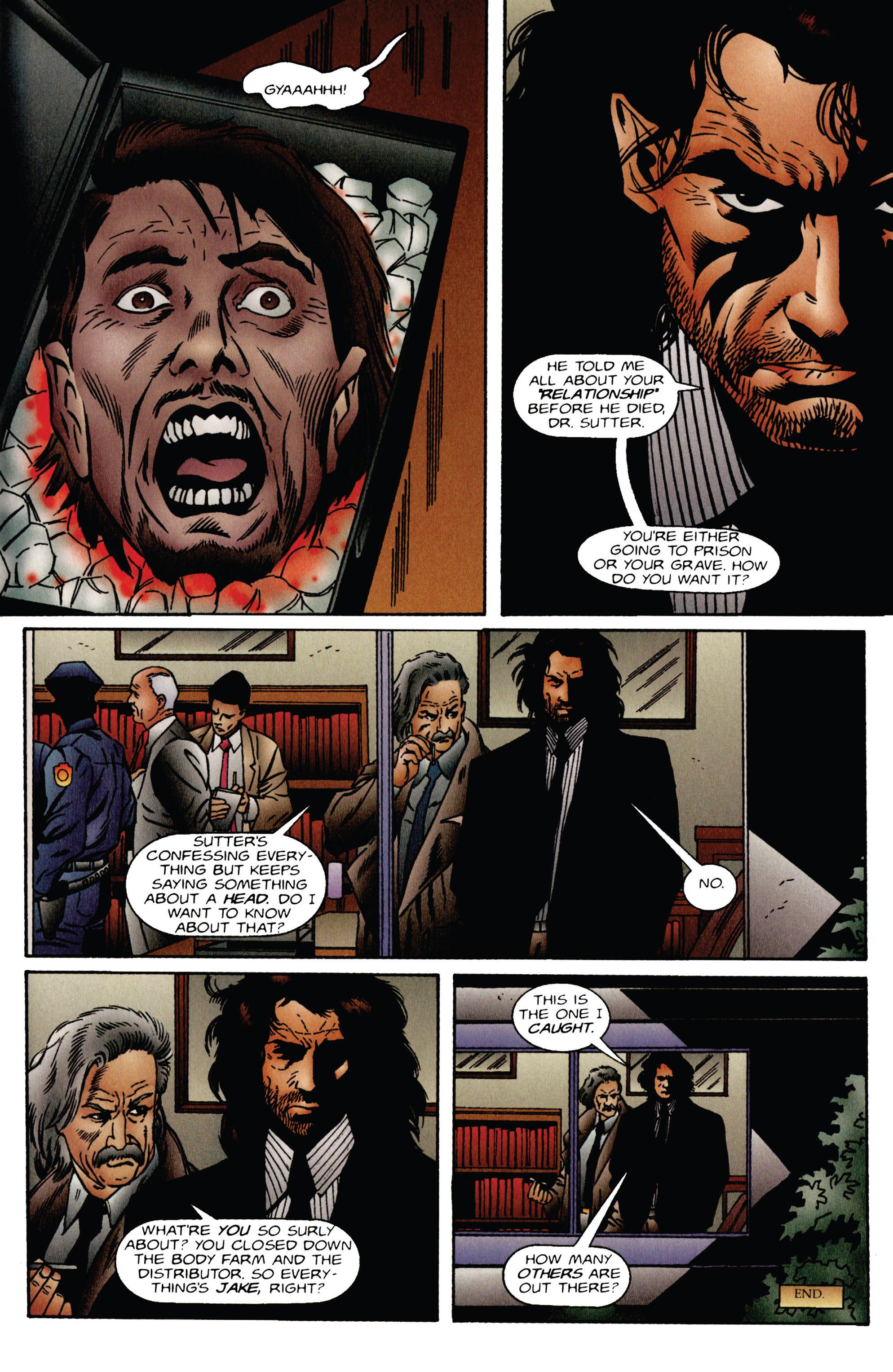Read online Eternal Warrior (1992) comic -  Issue #40 - 23