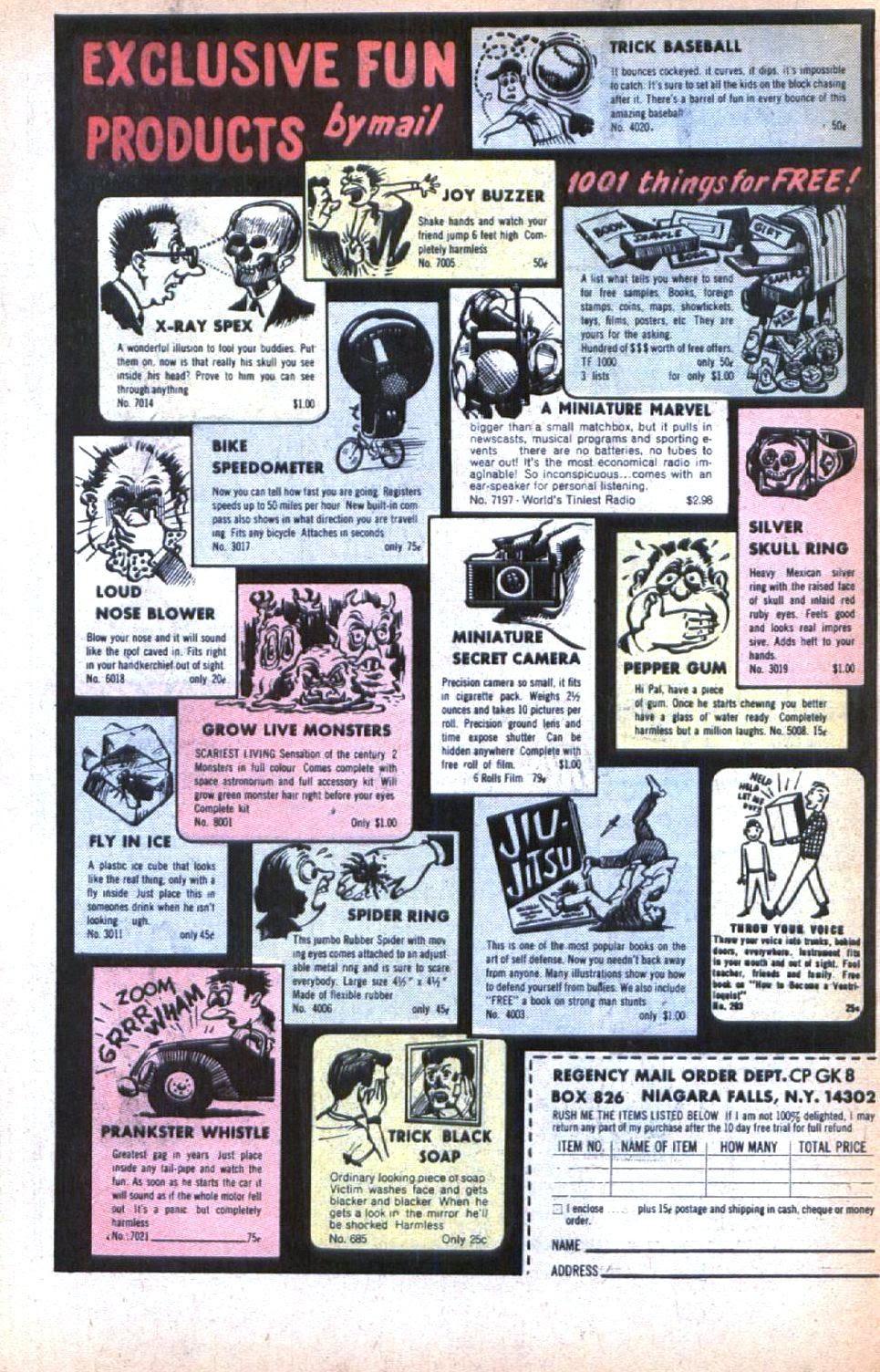 Strange Suspense Stories (1967) issue 3 - Page 34