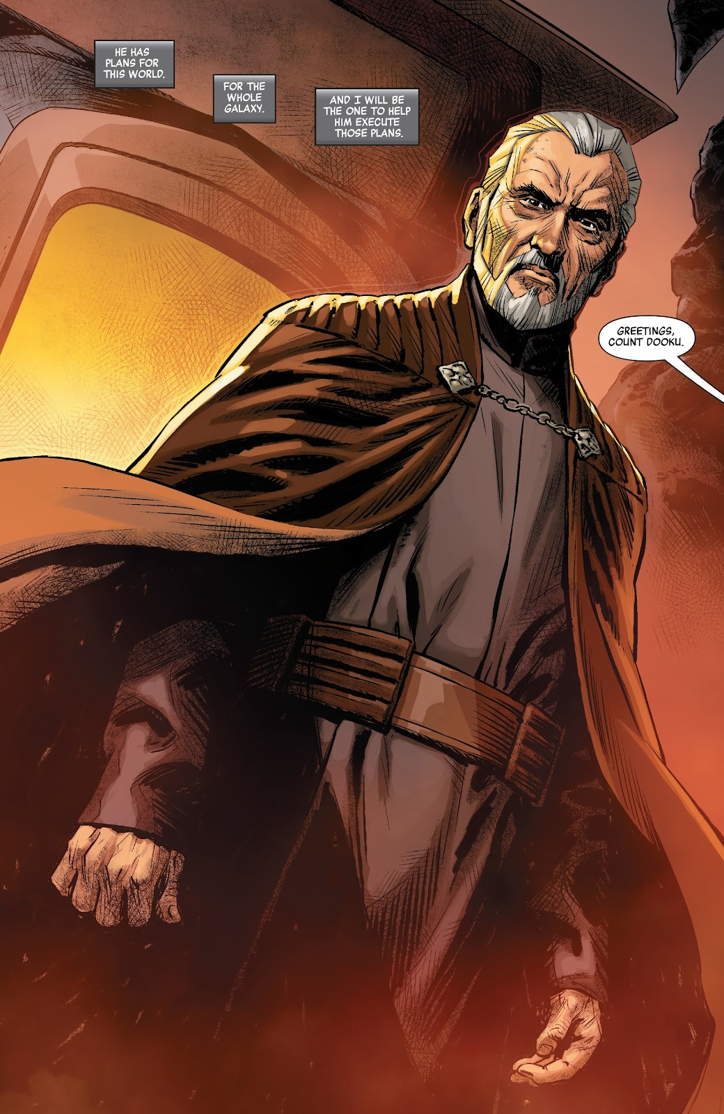 Read online Star Wars: Age of Republic - Count Dooku comic -  Issue # Full - 4
