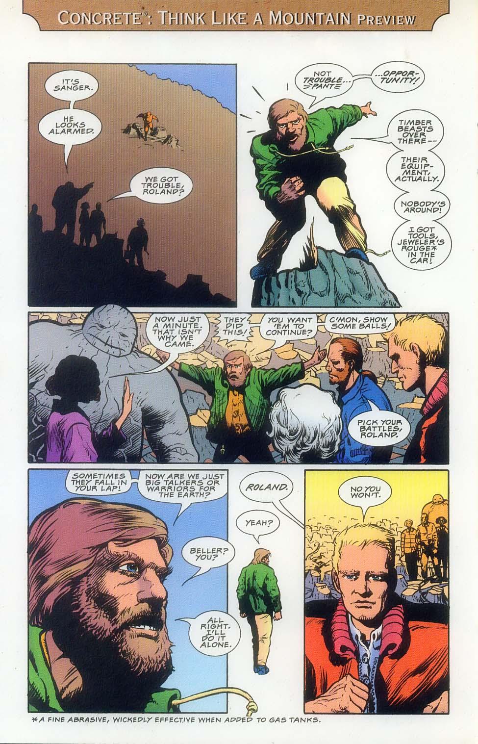 Godzilla (1995) Issue #8 #9 - English 32