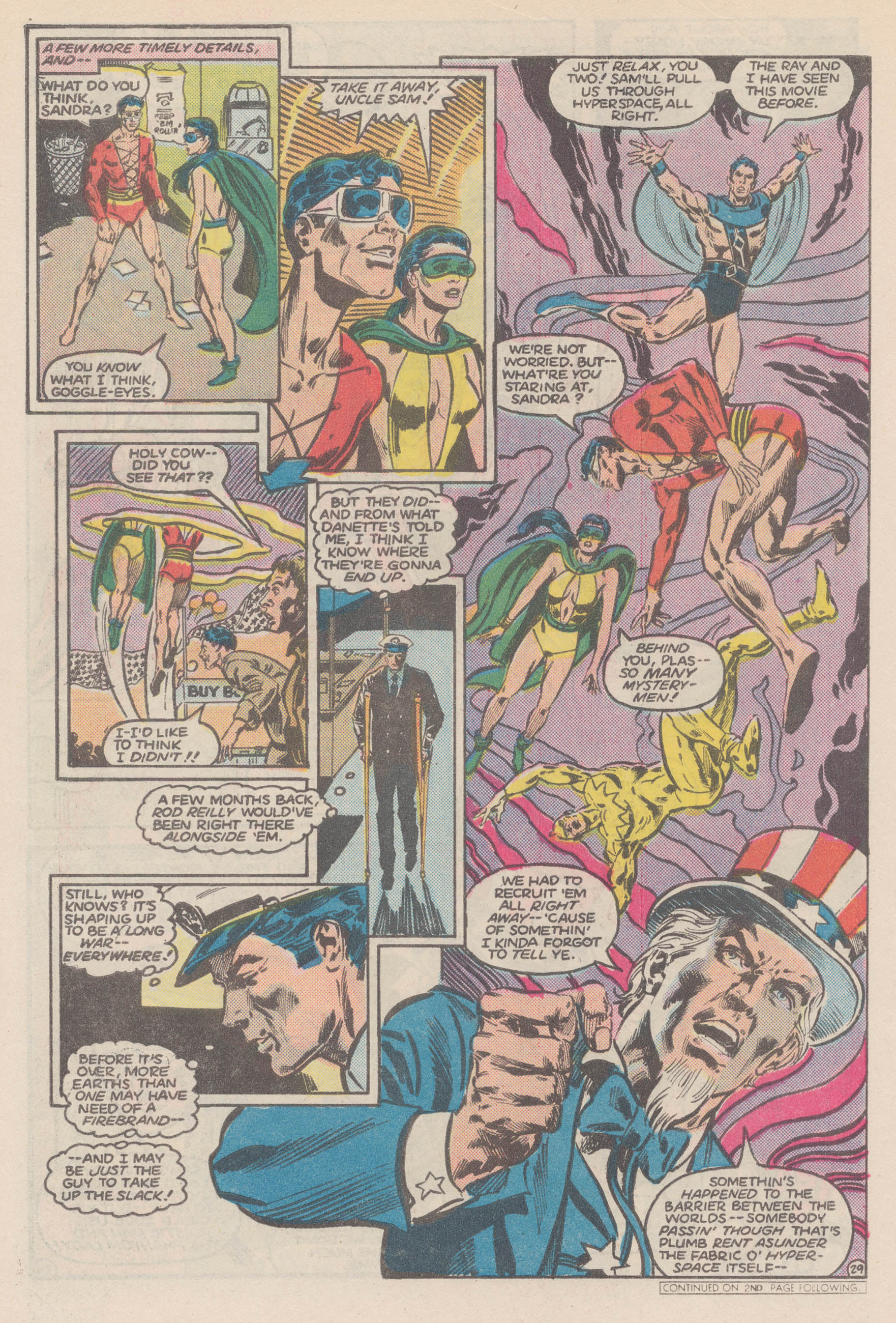 Read online All-Star Squadron comic -  Issue #50 - 34