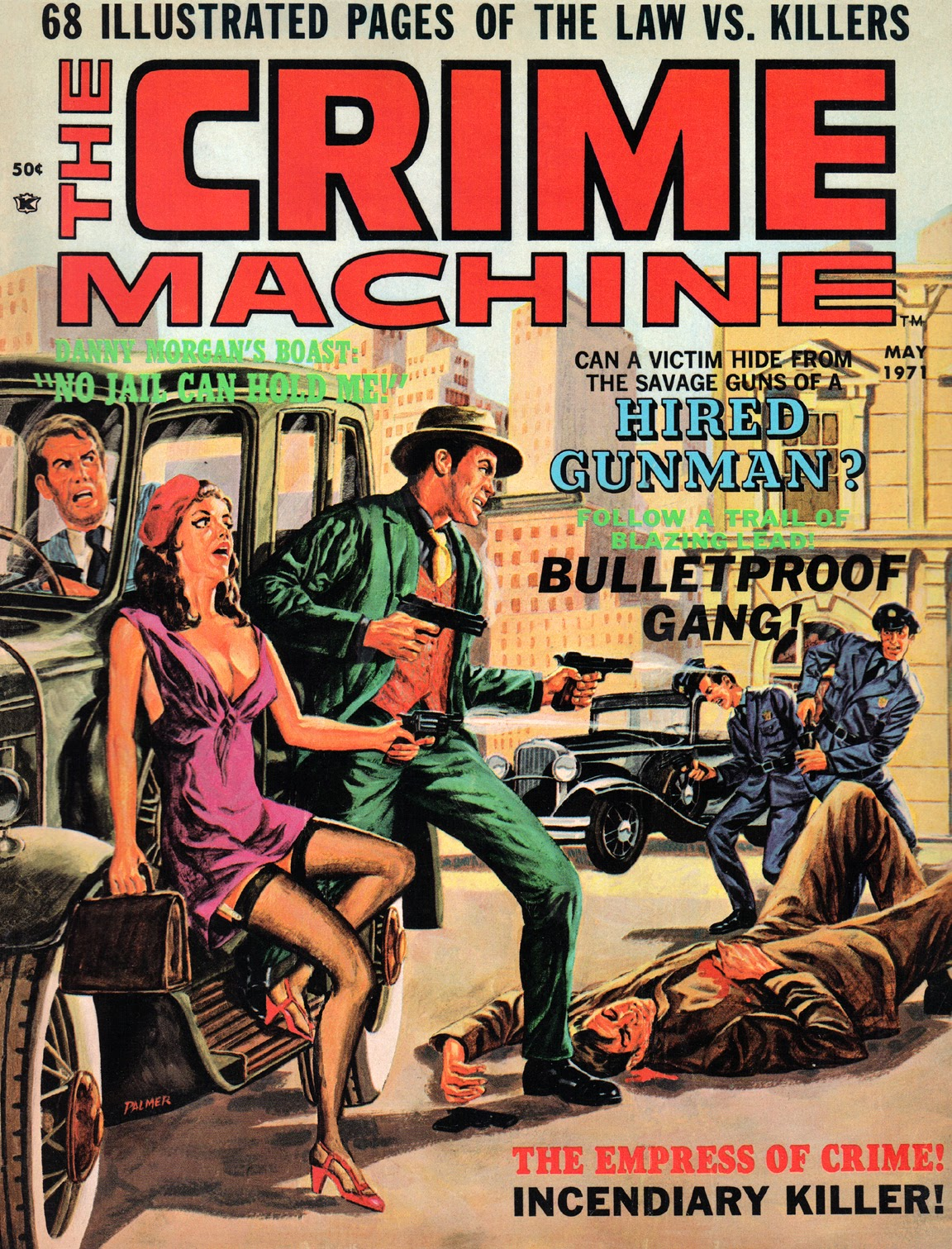 The Crime Machine 2 Page 1
