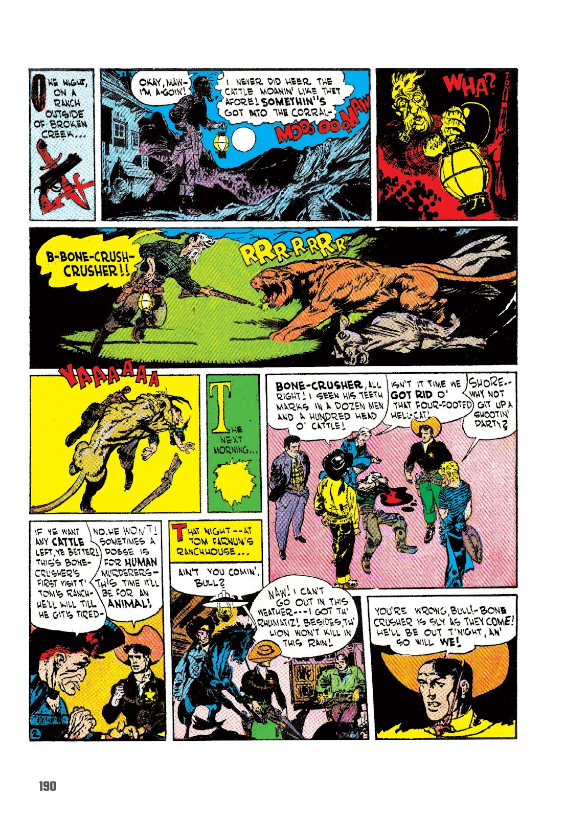 Read online The Joe Kubert Archives comic -  Issue # TPB (Part 3) - 1