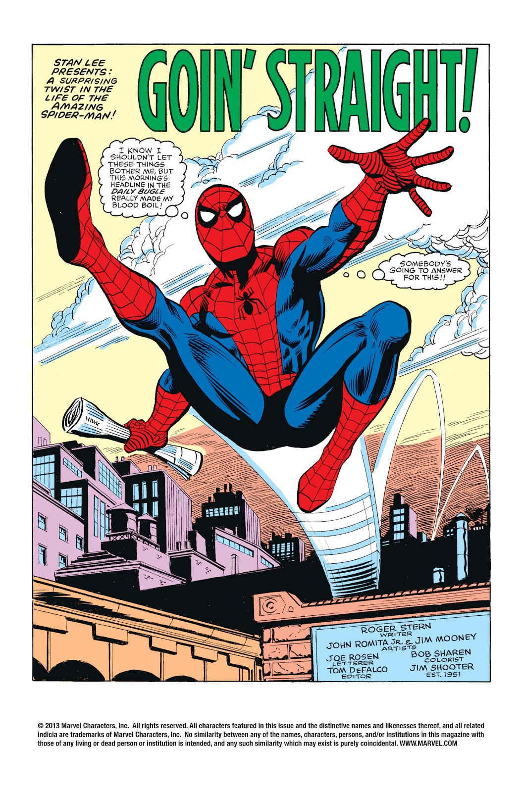 The Amazing Spider-Man (1963) 227 Page 2