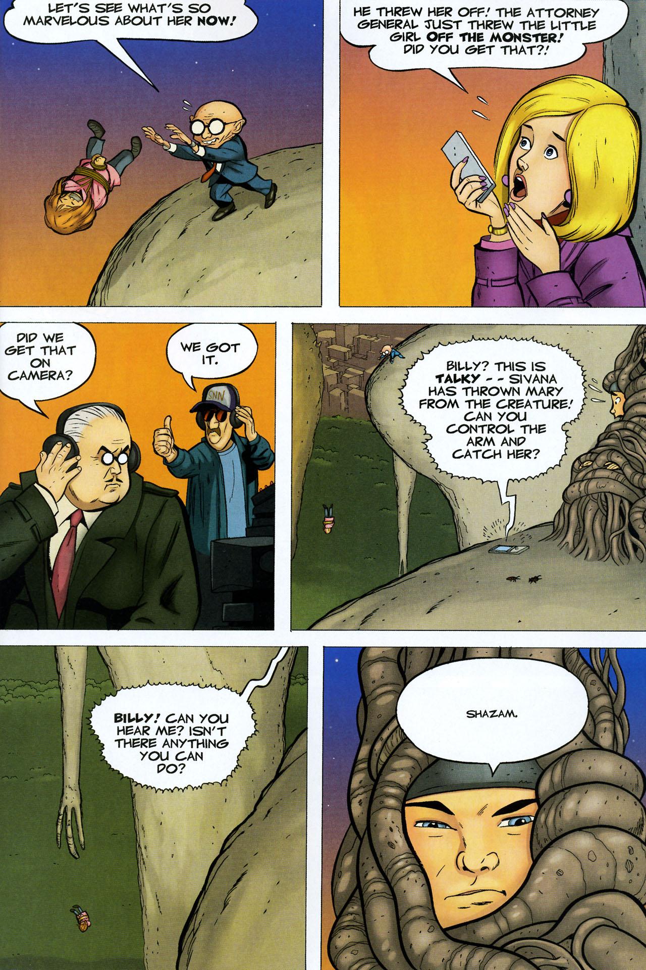 Read online Shazam!: The Monster Society of Evil comic -  Issue #4 - 31