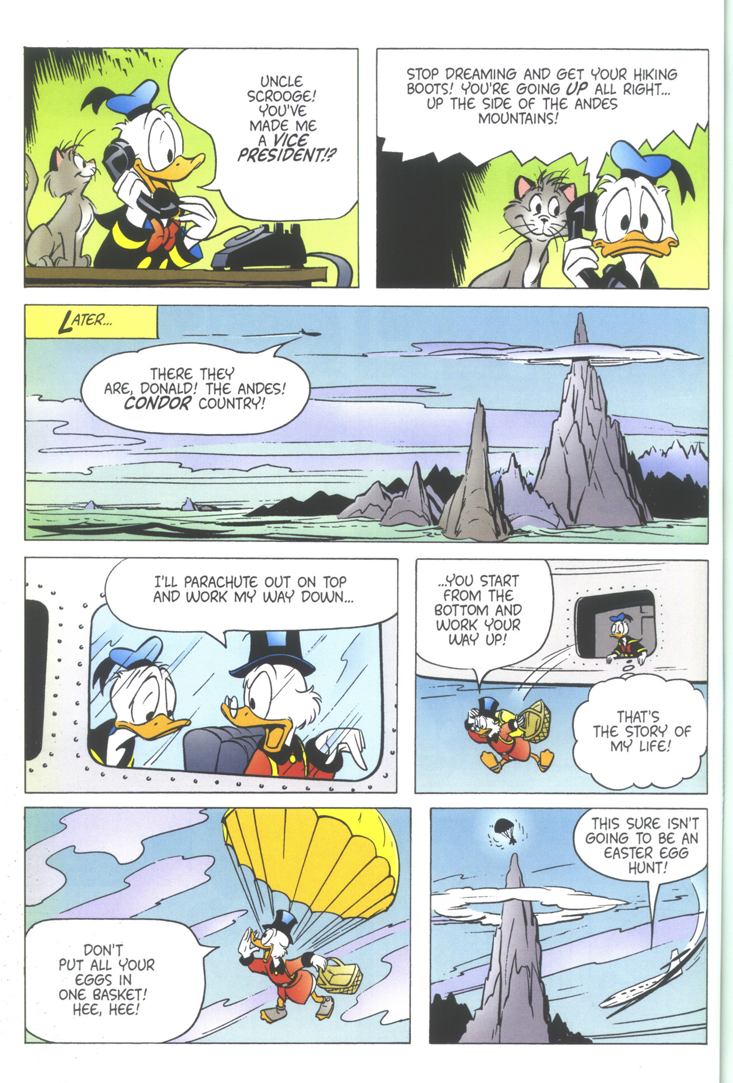Read online Uncle Scrooge (1953) comic -  Issue #352 - 36