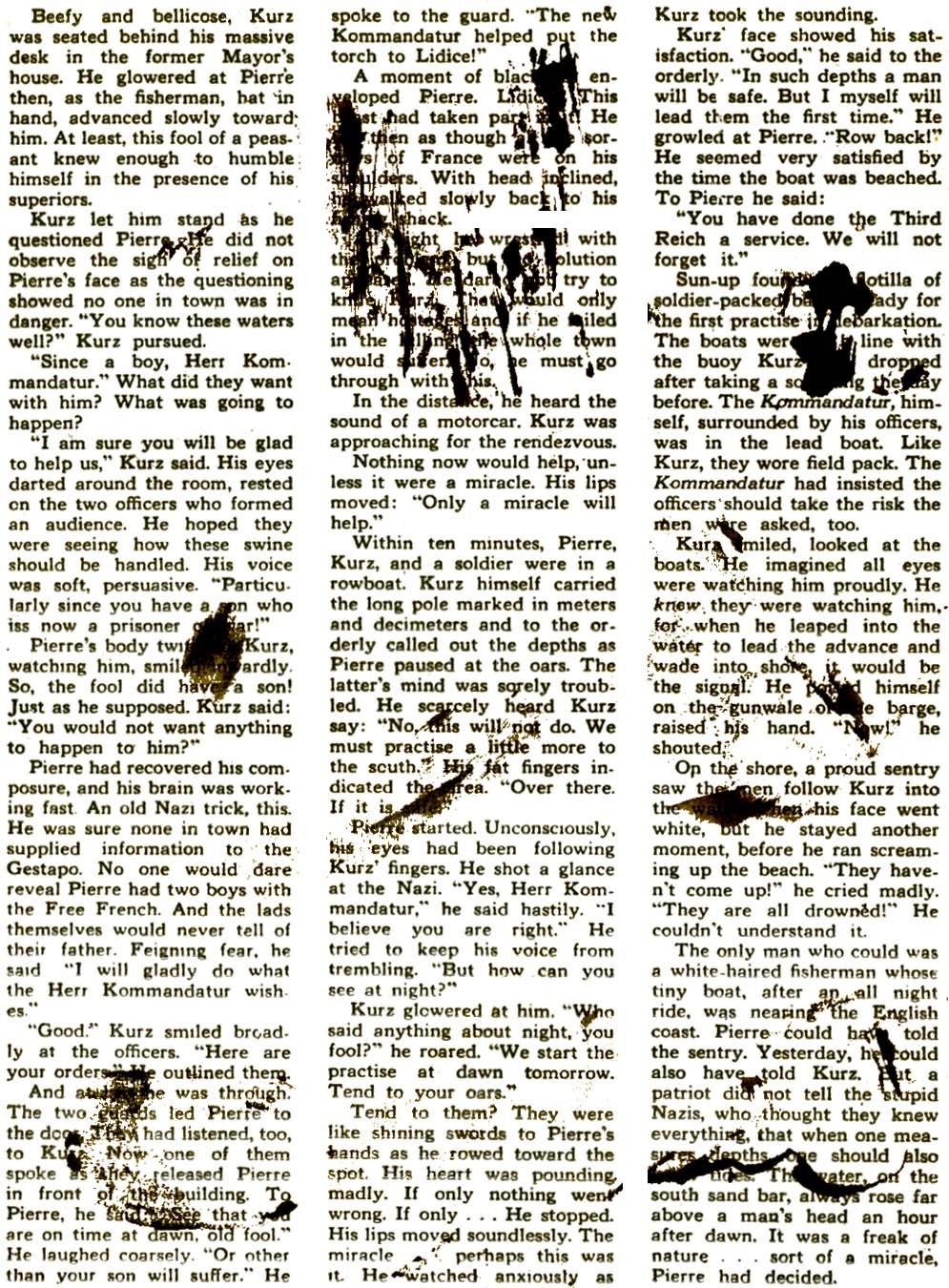Boy Commandos issue 2 - Page 33