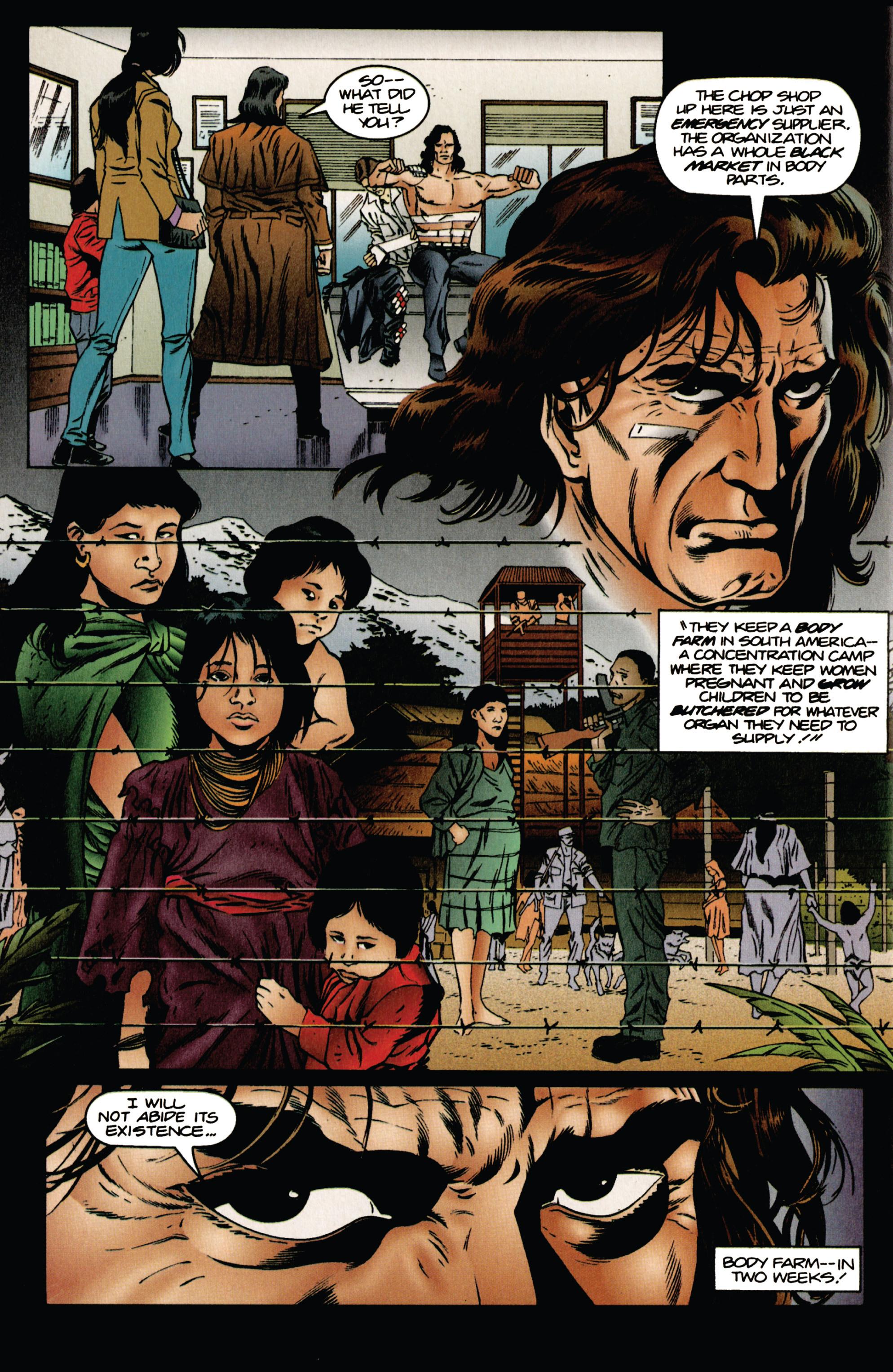 Read online Eternal Warrior (1992) comic -  Issue #39 - 22