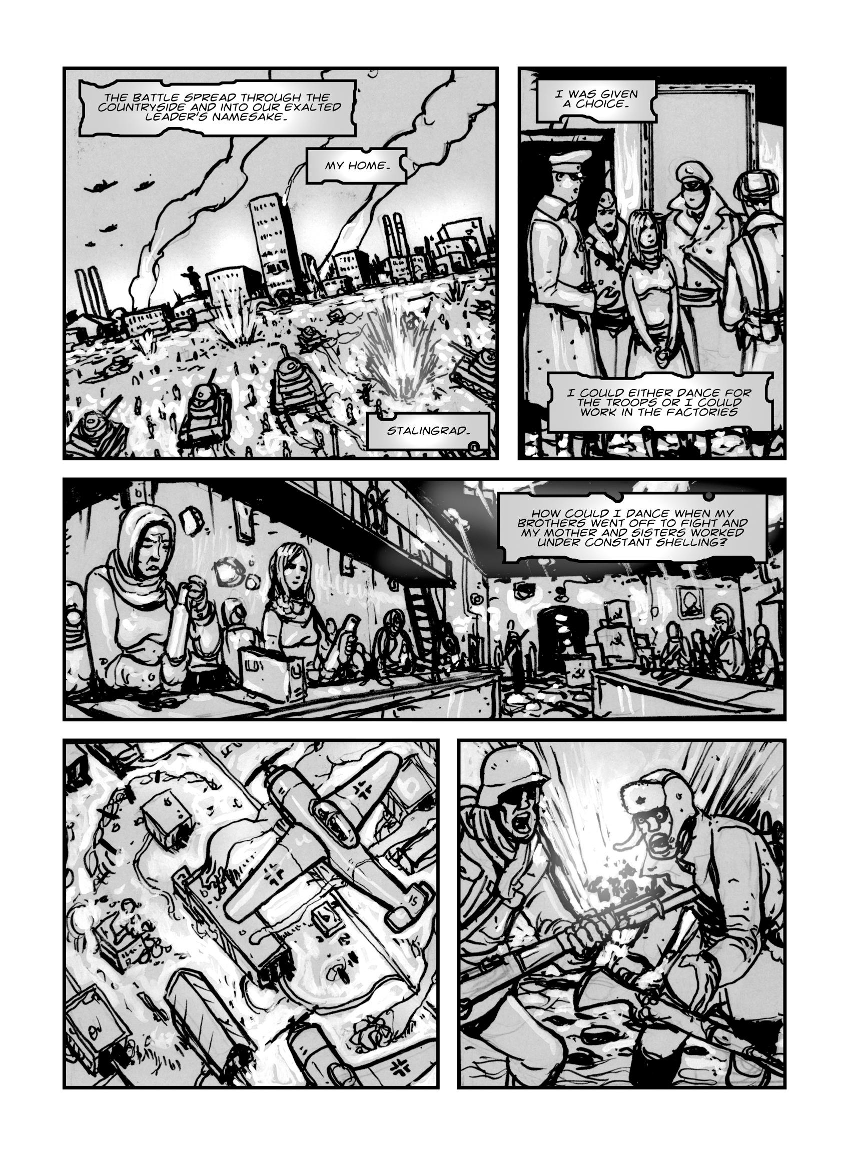 Read online FUBAR comic -  Issue #1 - 77