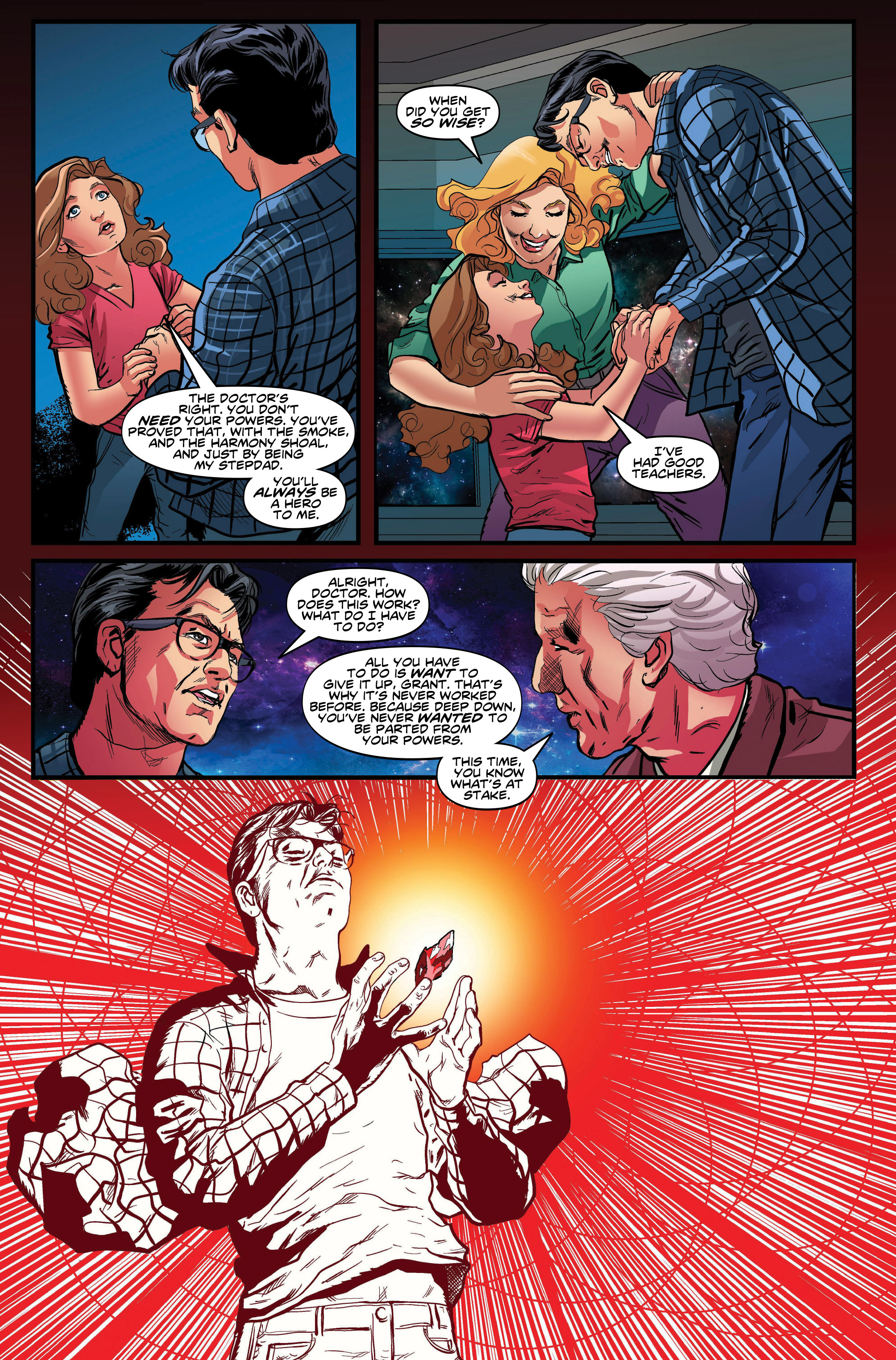 Read online Doctor Who: Ghost Stories comic -  Issue #8 - 7