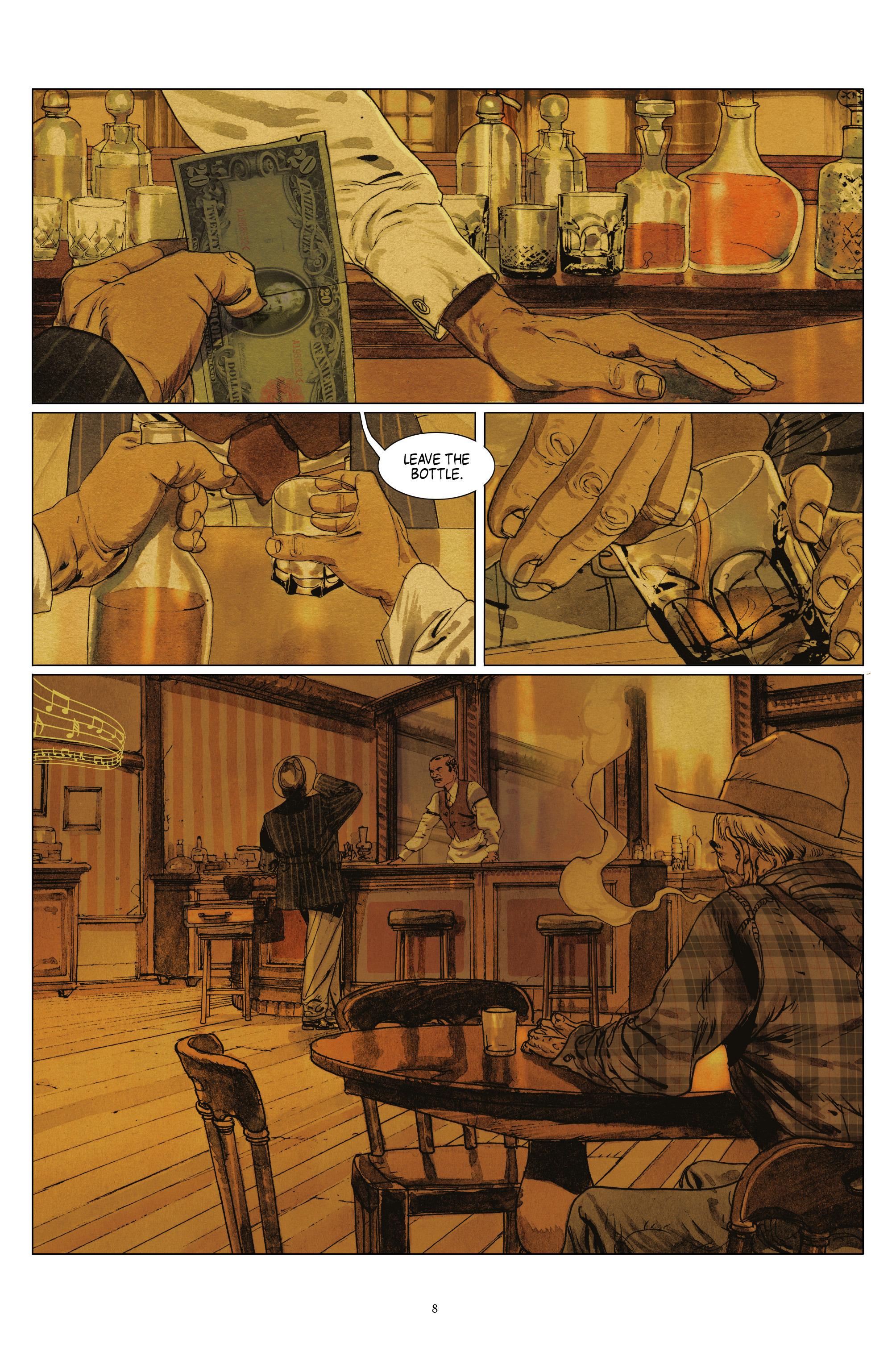Read online Triggerman comic -  Issue #1 - 13