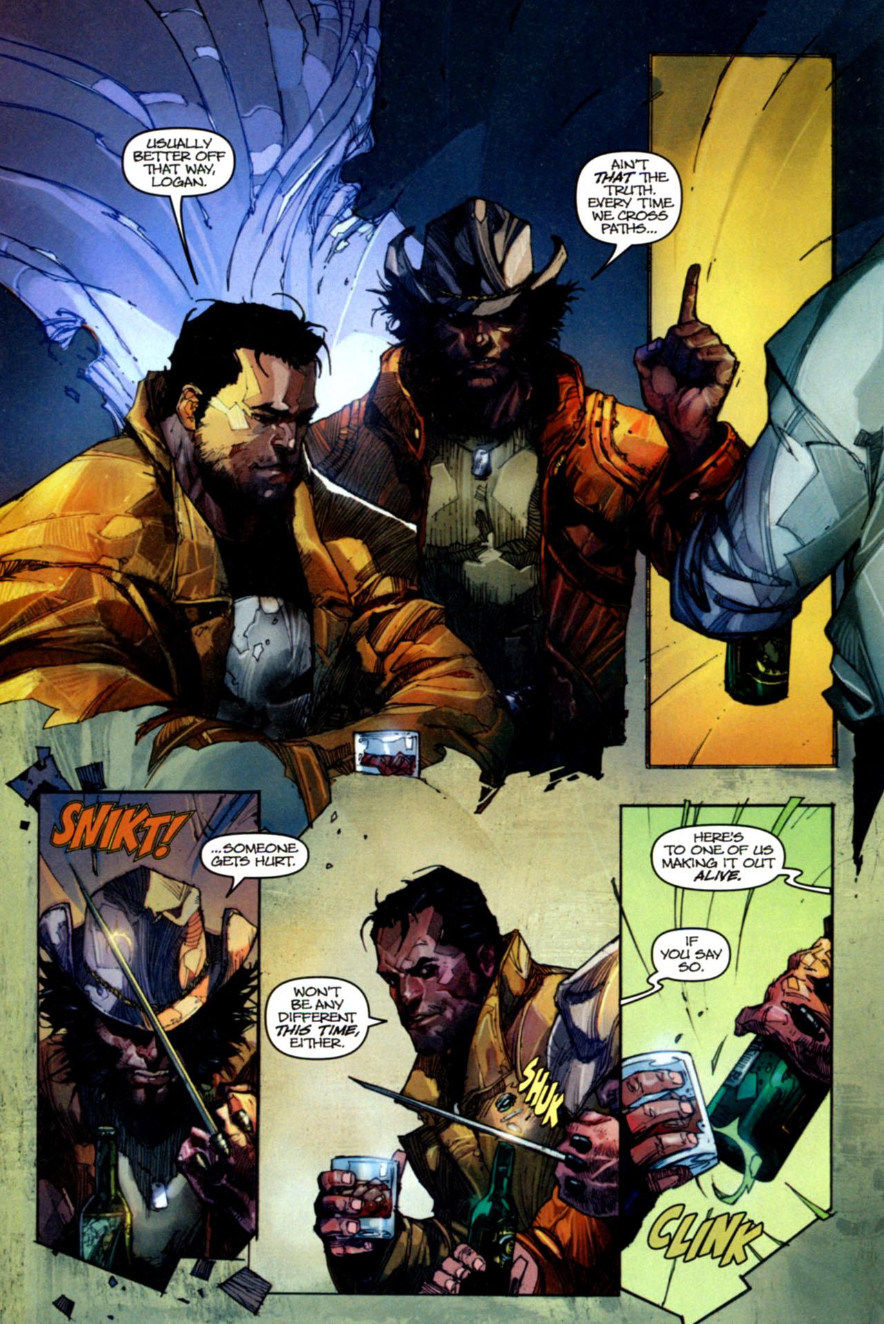Read online Astonishing Tales (2009) comic -  Issue #1 - 4