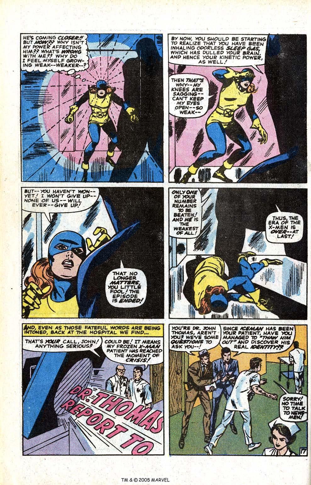 Uncanny X-Men (1963) issue 70 - Page 22