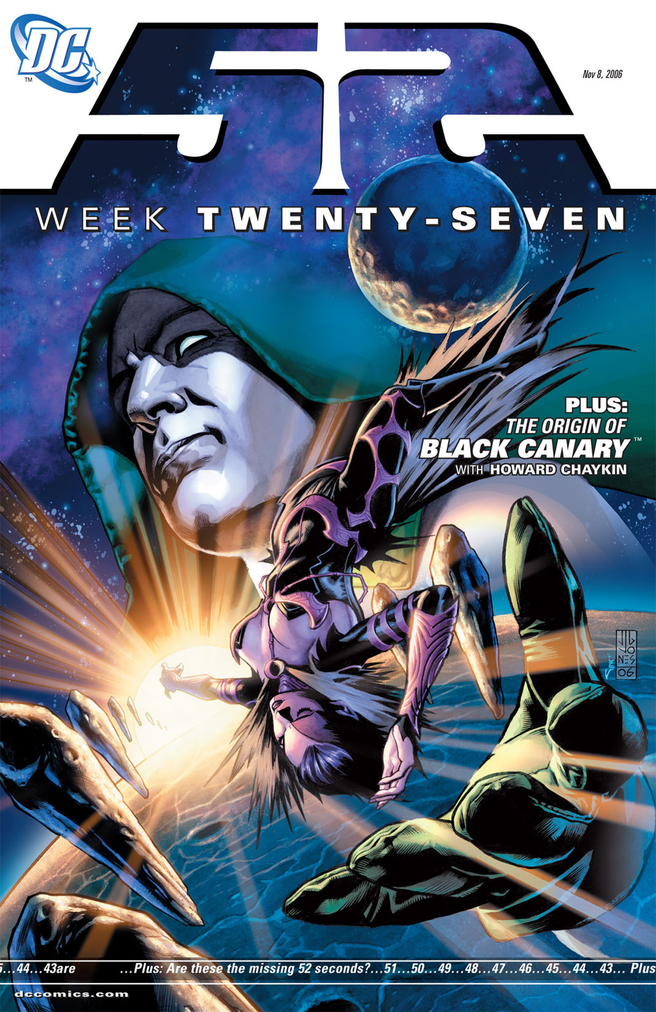 Read online 52 comic -  Issue #27 - 1