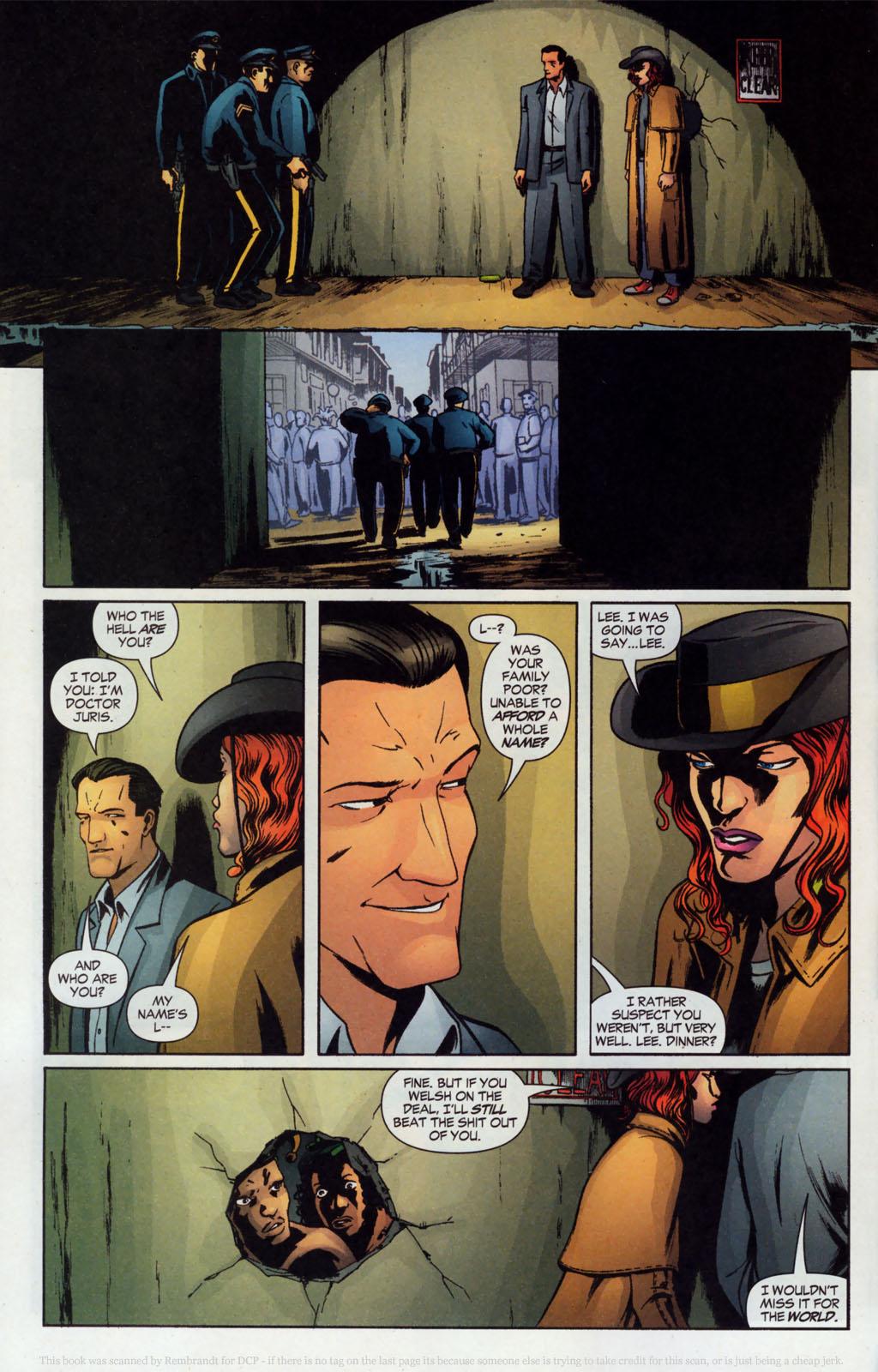 Read online Fallen Angel (2003) comic -  Issue #12 - 16