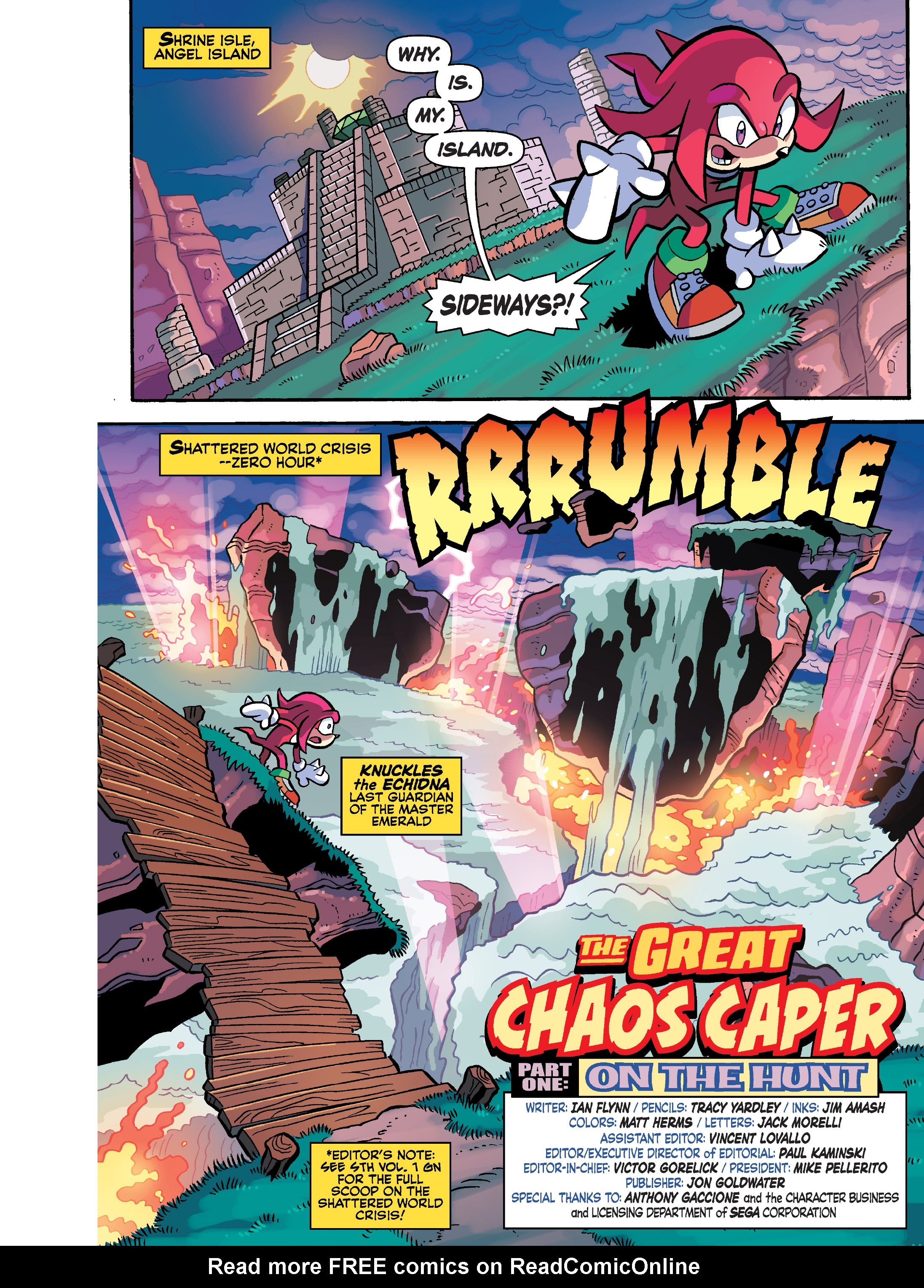 Read online Sonic Super Digest comic -  Issue #10 - 24