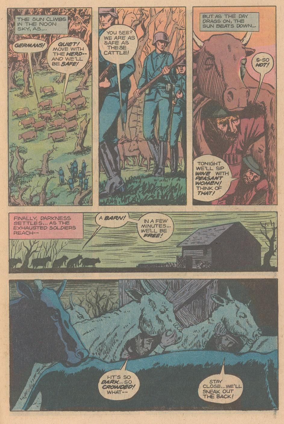 Read online Sgt. Rock comic -  Issue #348 - 21