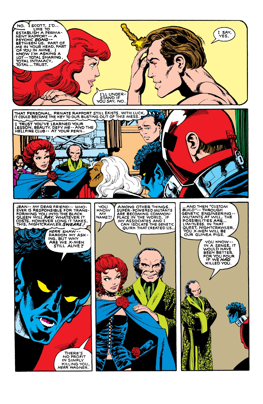 Read online X-Men Milestones: Dark Phoenix Saga comic -  Issue # TPB (Part 1) - 85