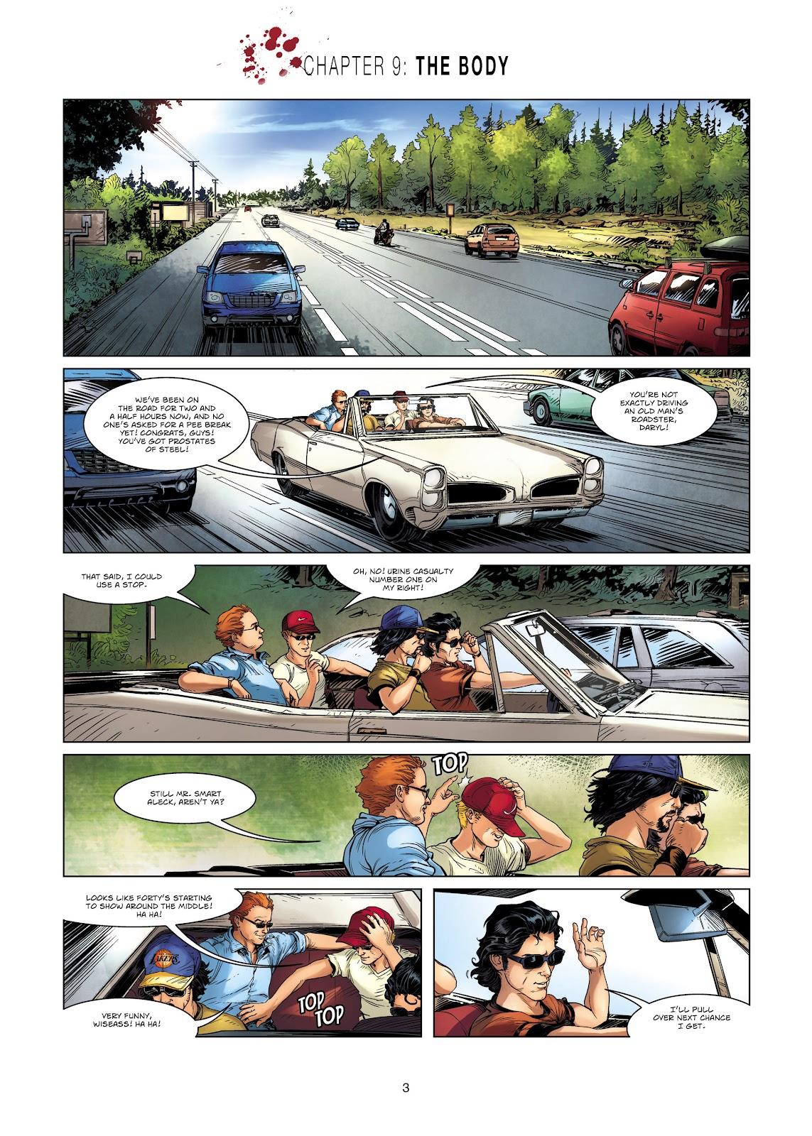 Read online Vigilantes comic -  Issue #2 - 3