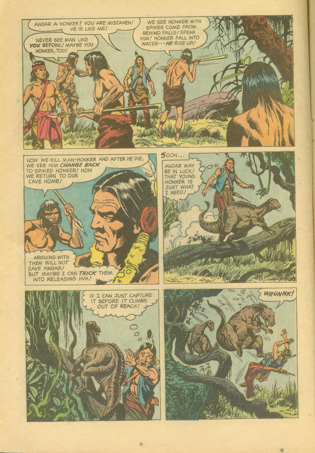 Read online Turok, Son of Stone comic -  Issue #25 - 8