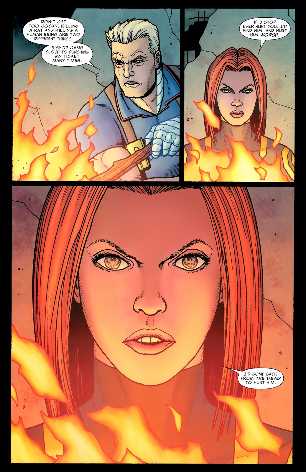 Read online X-Men: Second Coming Revelations comic -  Issue # TPB (Part 1) - 29