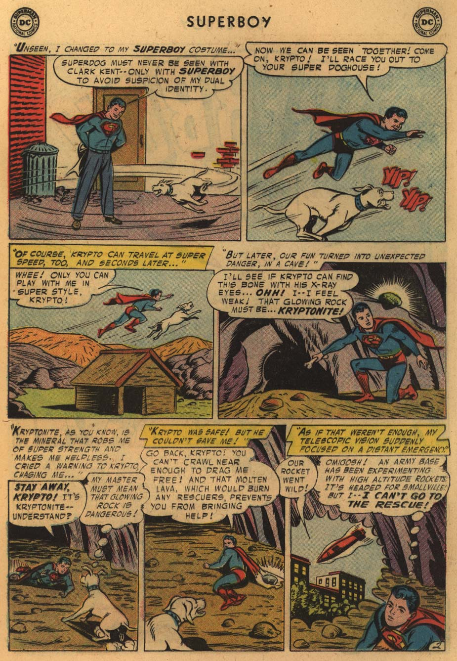 Superboy (1949) issue 51 - Page 12