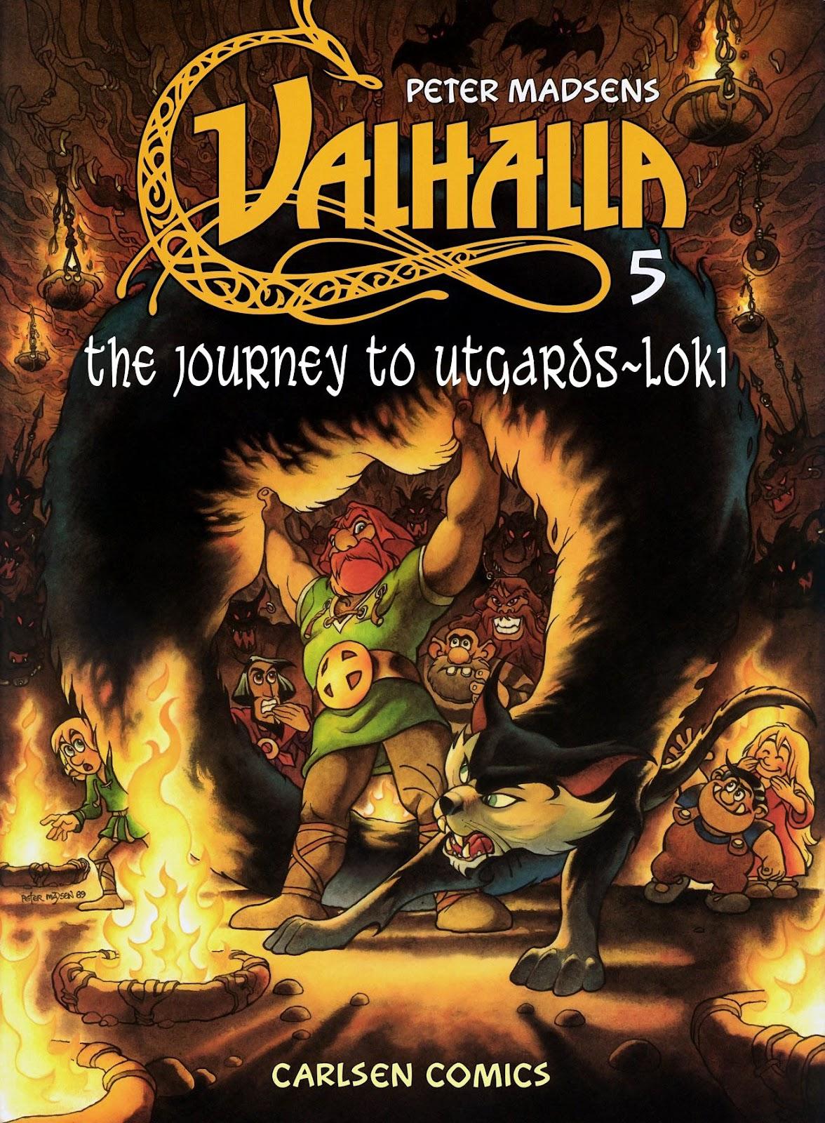 Valhalla issue 5 - Page 1