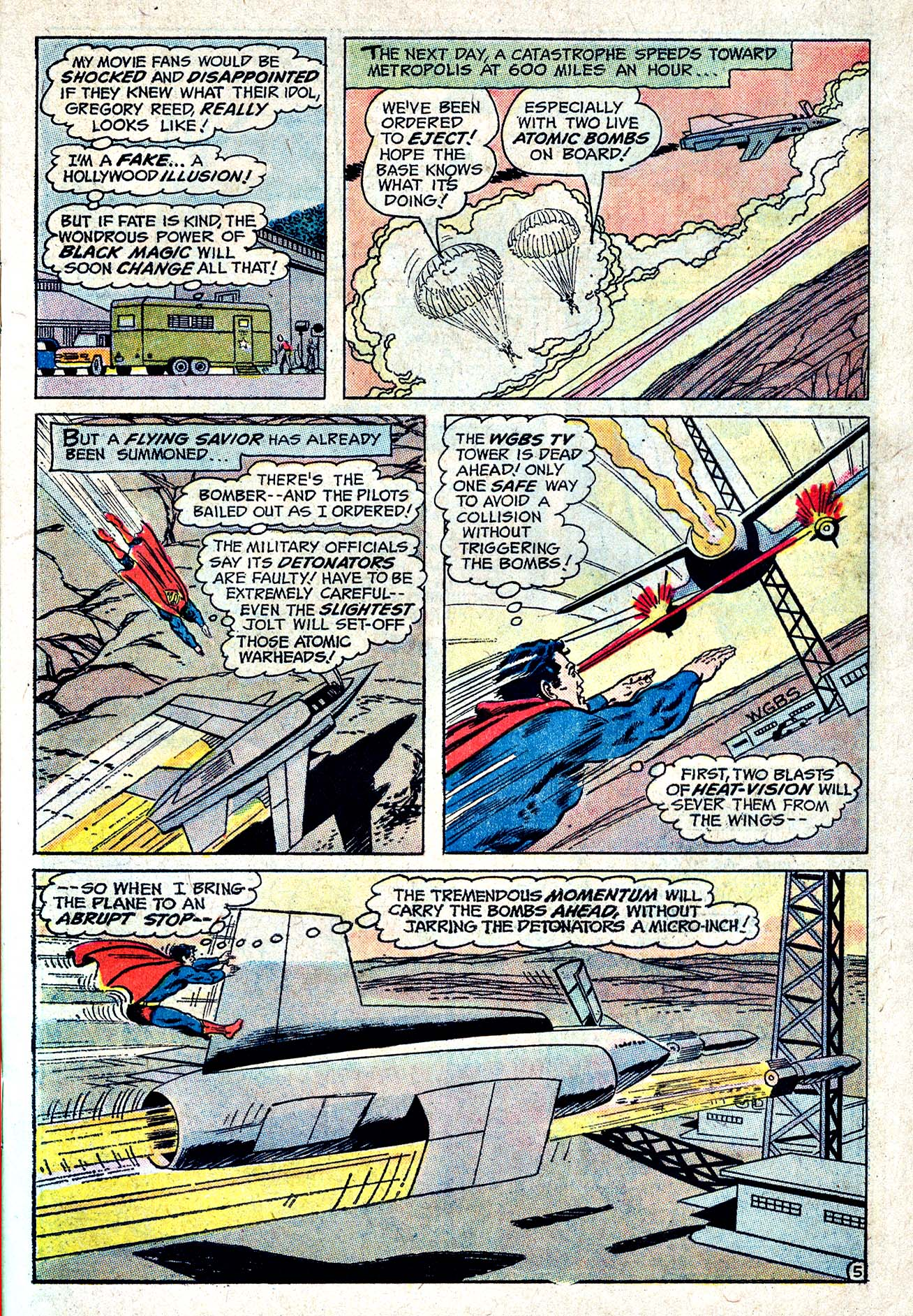 Read online Action Comics (1938) comic -  Issue #414 - 8