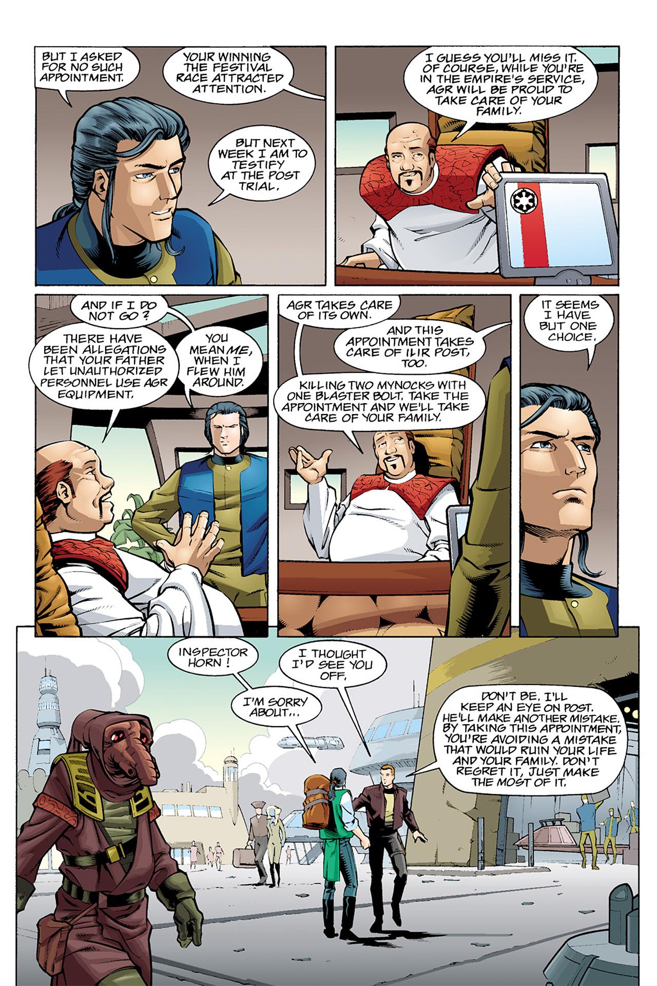 Read online Star Wars Omnibus comic -  Issue # Vol. 3 - 100