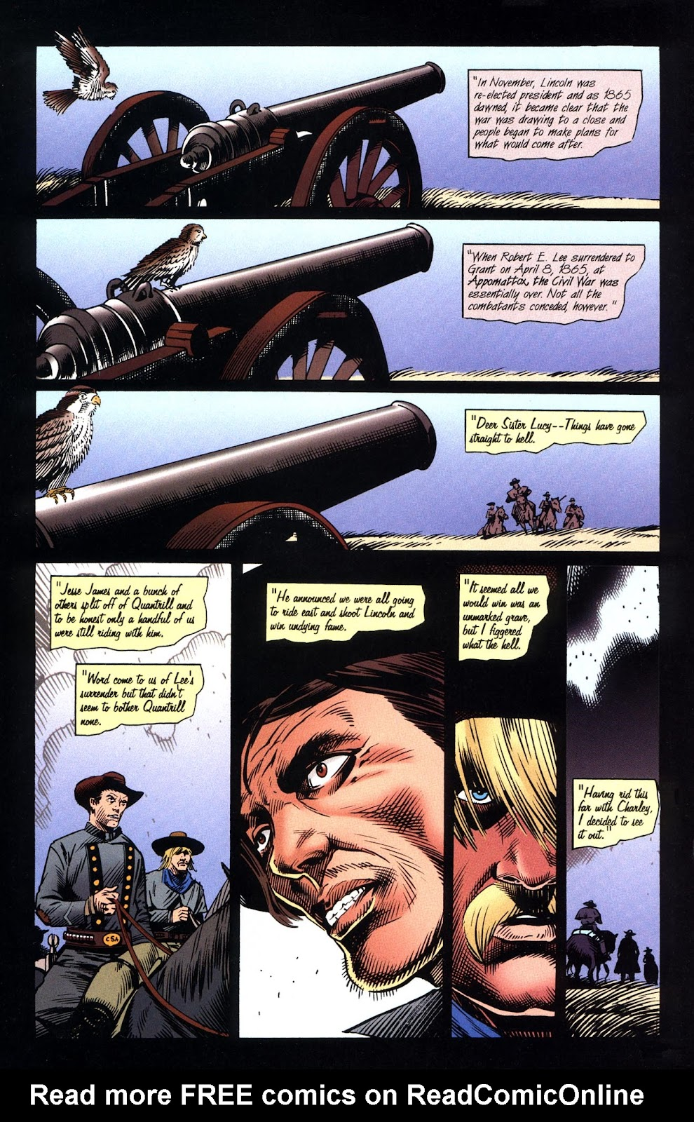 The Kents issue 8 - Page 19