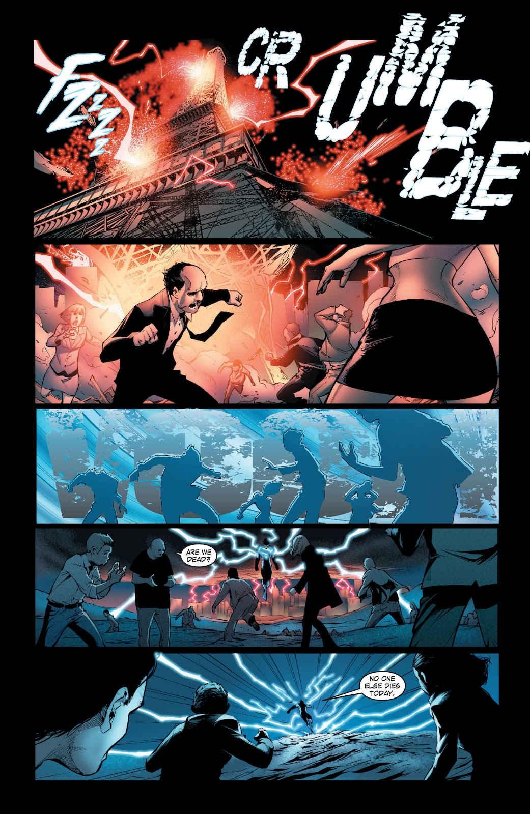 Read online Smallville Season 11 [II] comic -  Issue # TPB 3 - 96