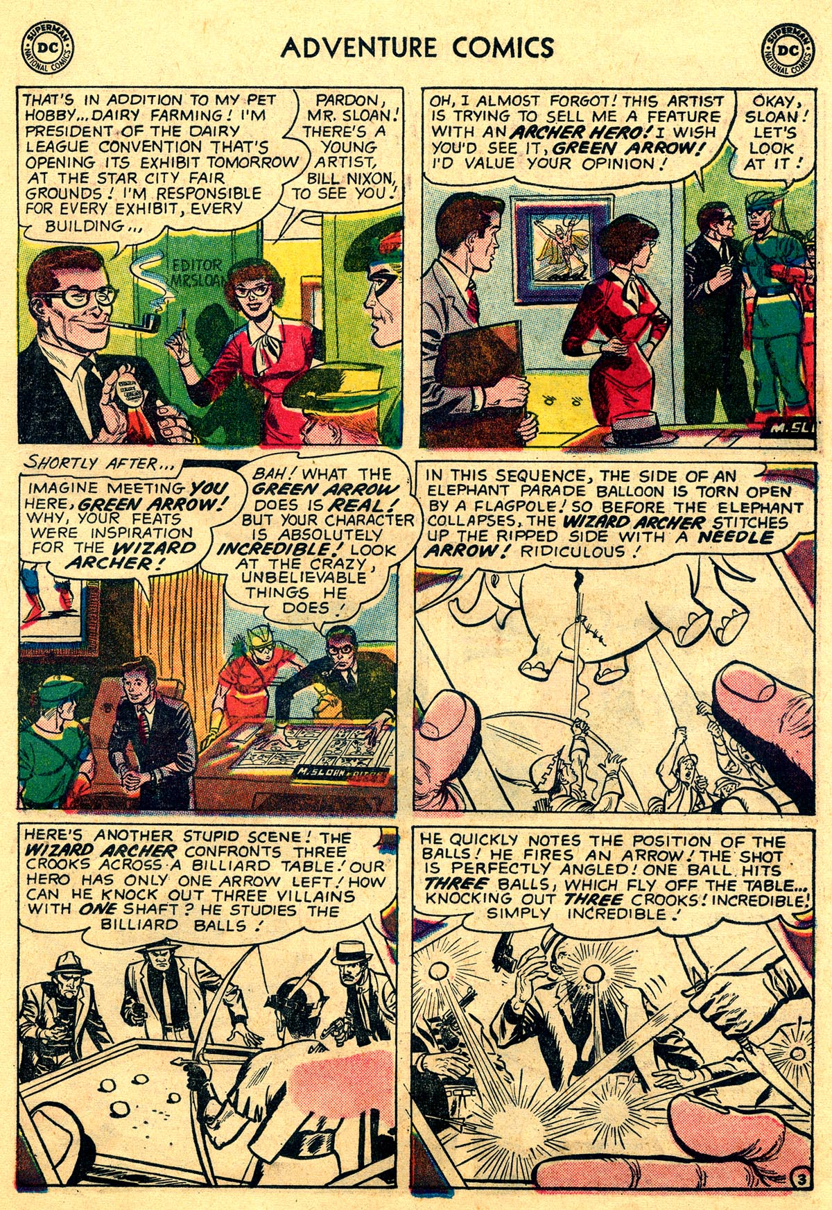 Read online Adventure Comics (1938) comic -  Issue #269 - 19