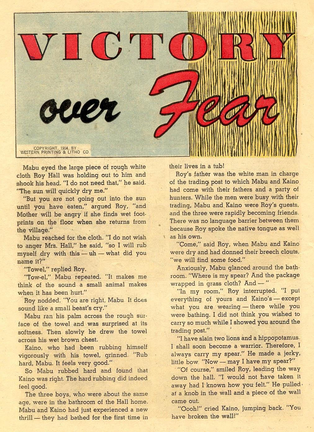 Tarzan (1948) issue 62 - Page 27