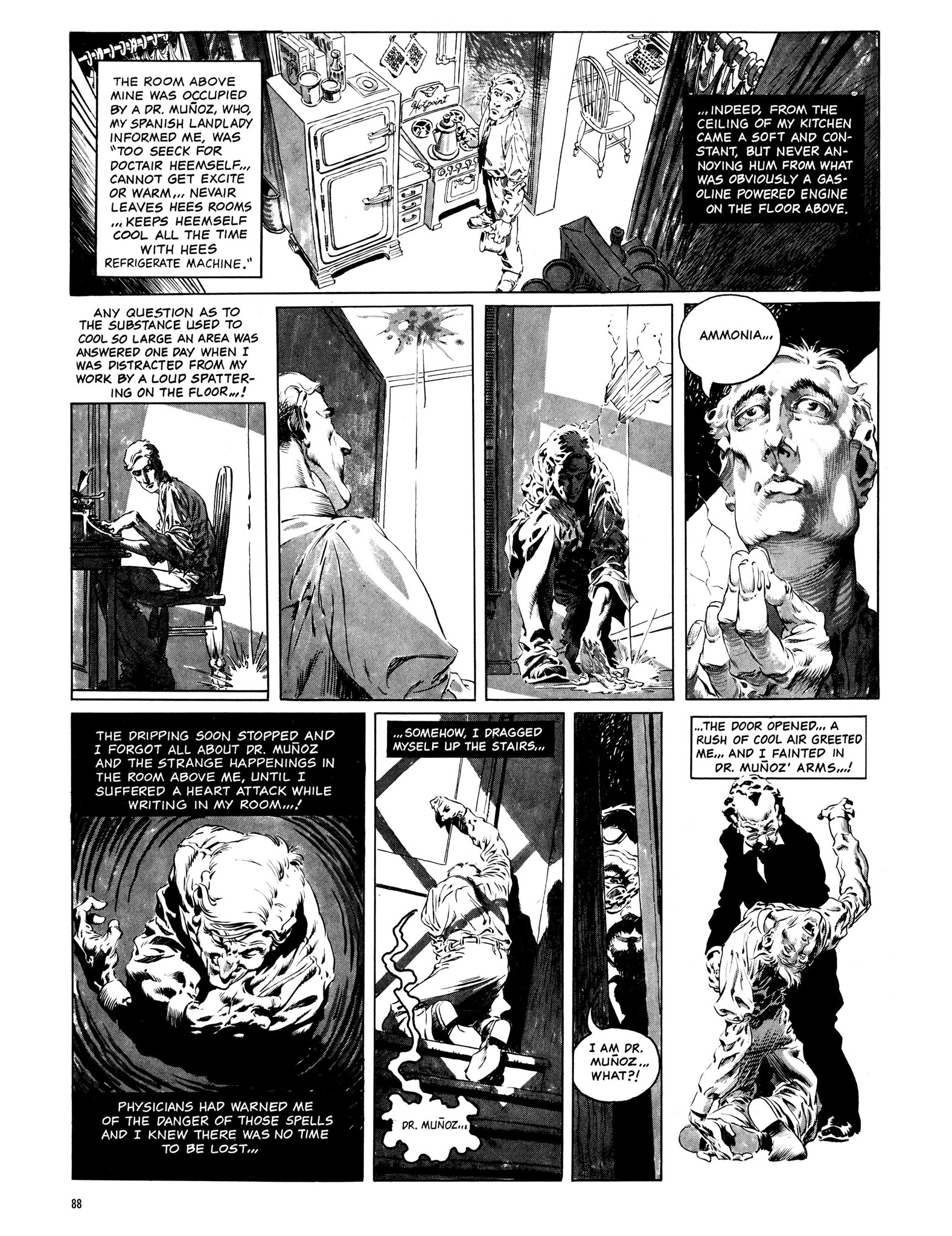 Read online Eerie Archives comic -  Issue # TPB 13 - 89