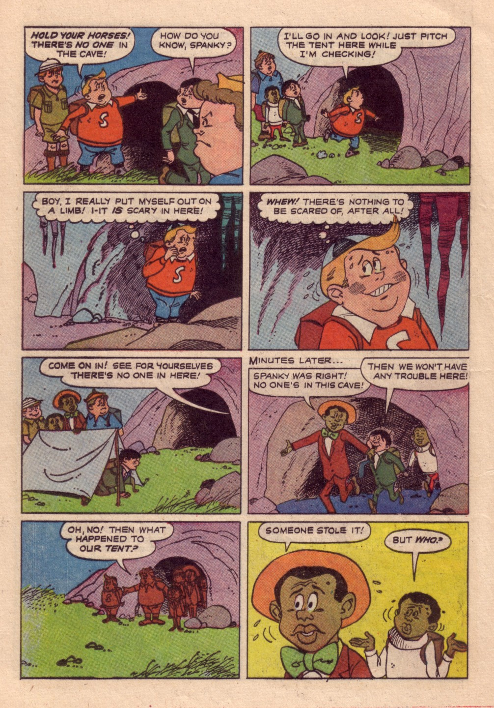 Four Color Comics issue 1174 - Page 24