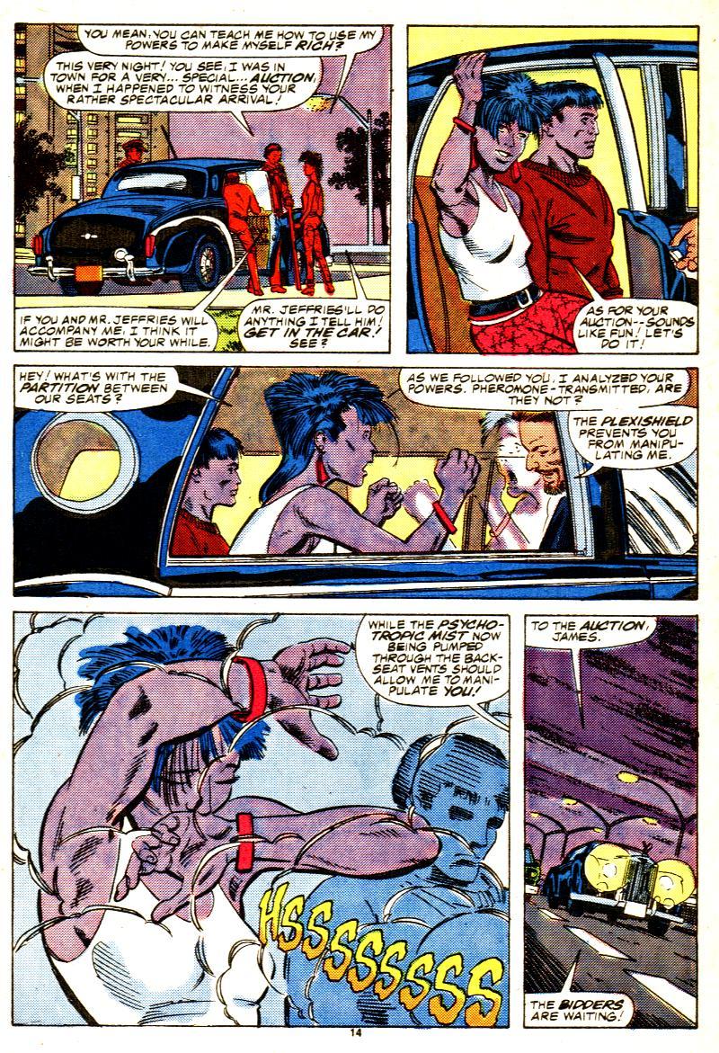 Read online Alpha Flight (1983) comic -  Issue #42 - 15