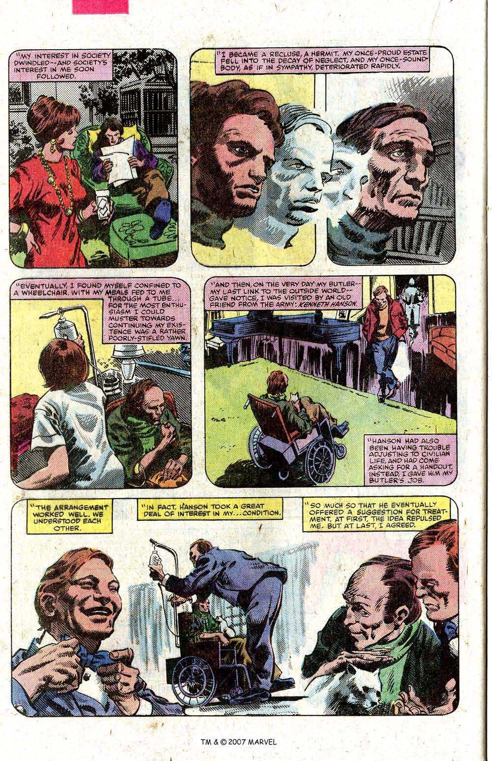 Read online Captain America (1968) comic -  Issue # _Annual 5 - 36