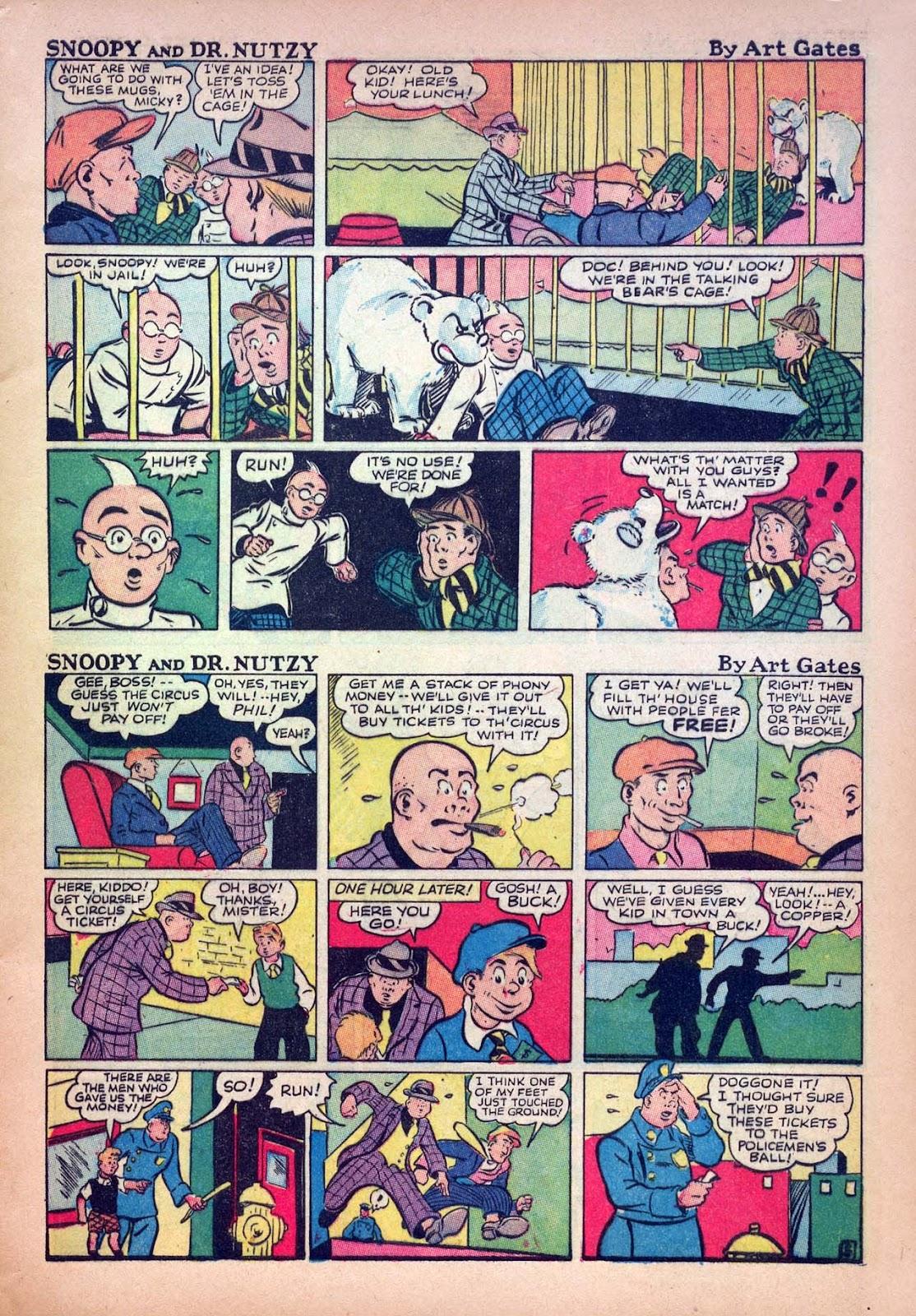 Read online Joker Comics comic -  Issue #4 - 7