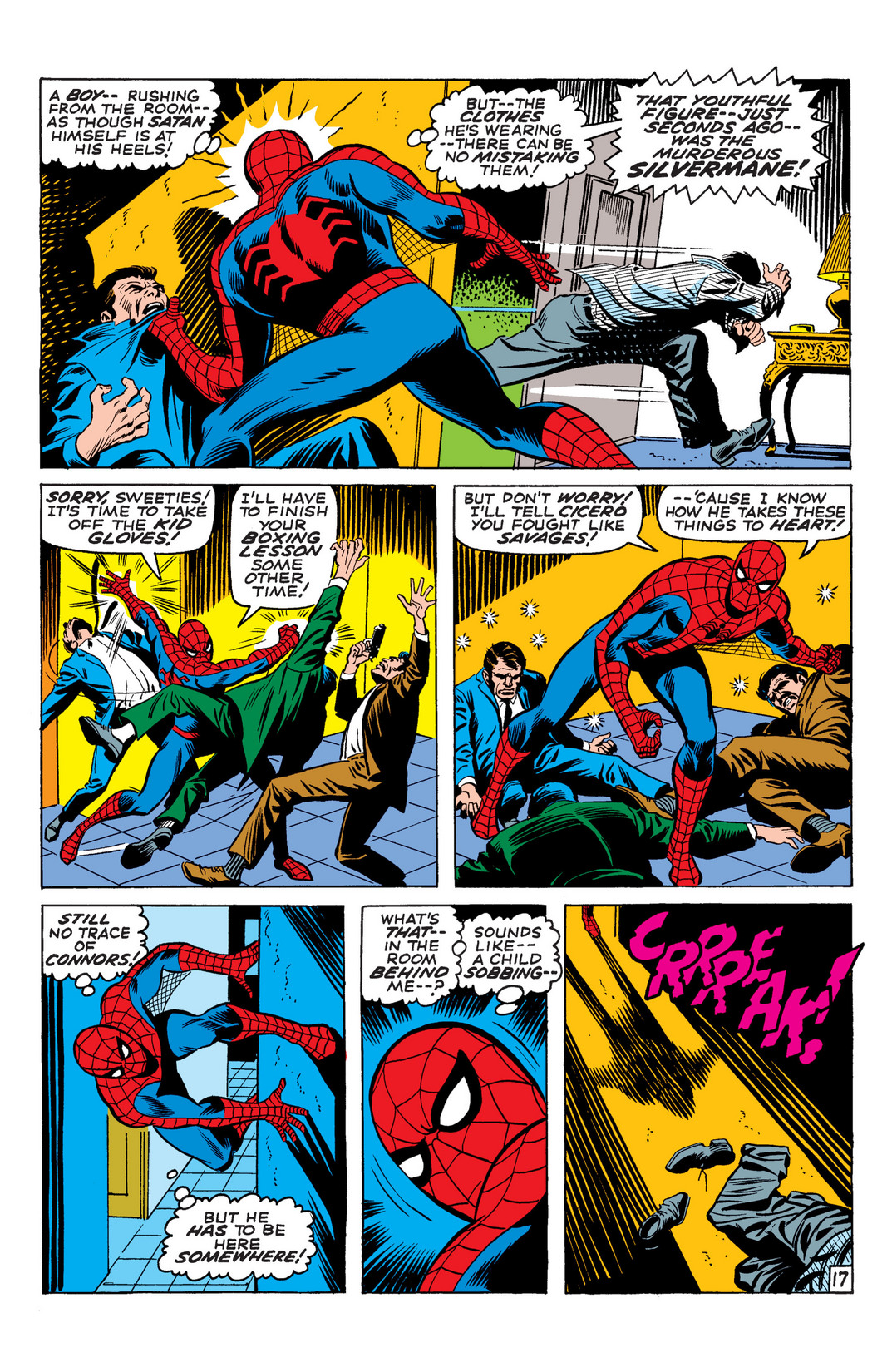 The Amazing Spider-Man (1963) 75 Page 17