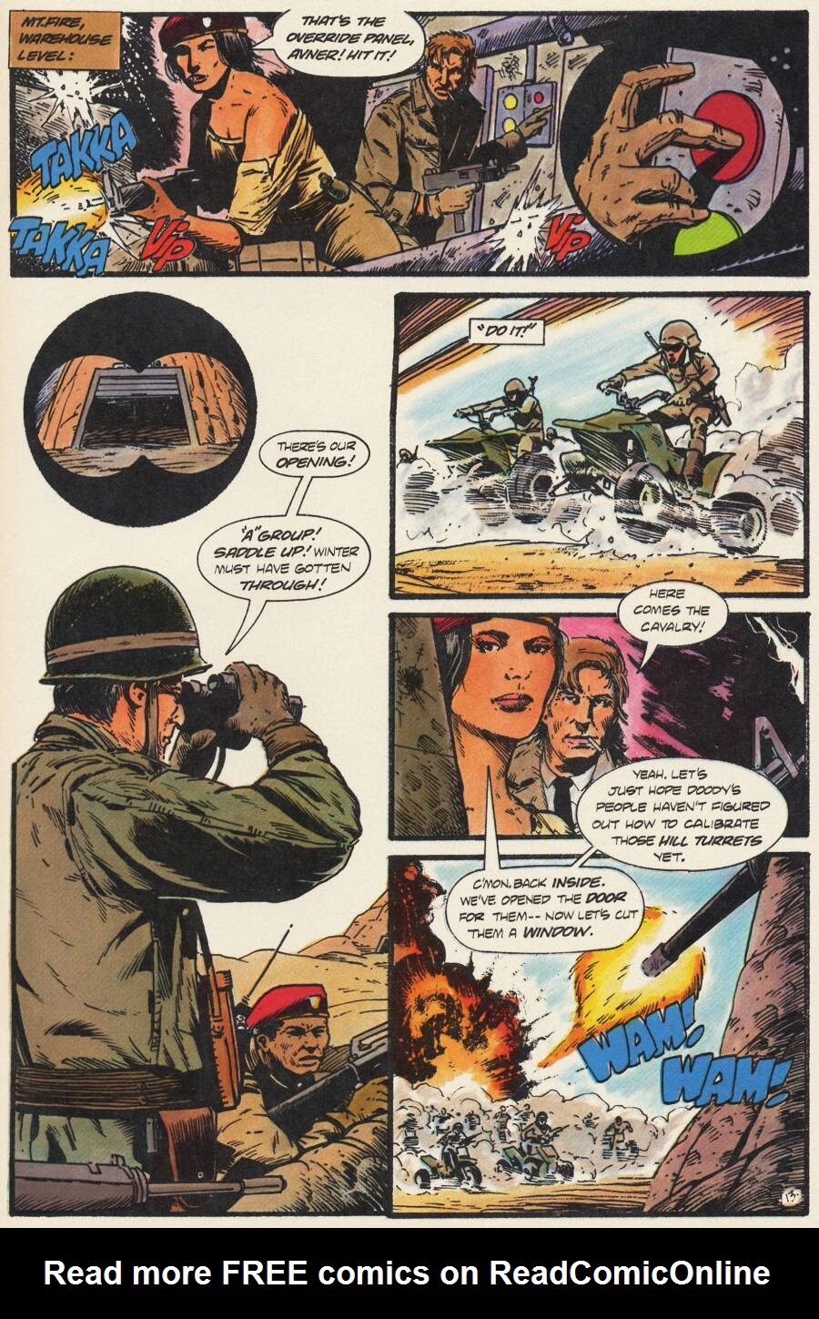 Read online Scout comic -  Issue #13 - 15
