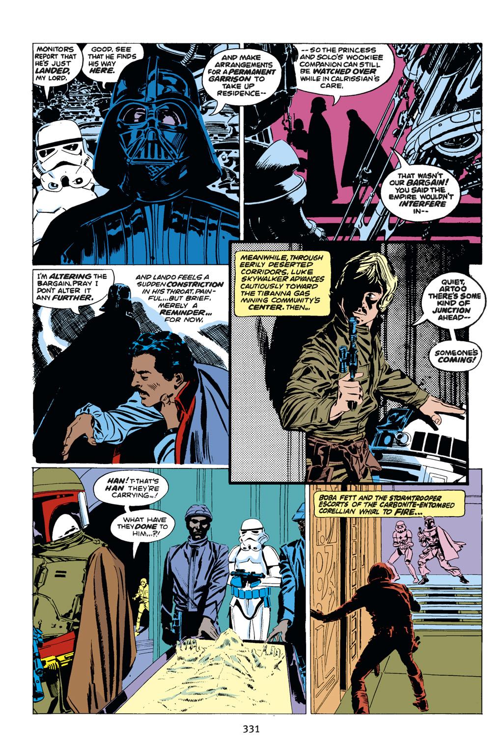 Read online Star Wars Omnibus comic -  Issue # Vol. 14 - 329