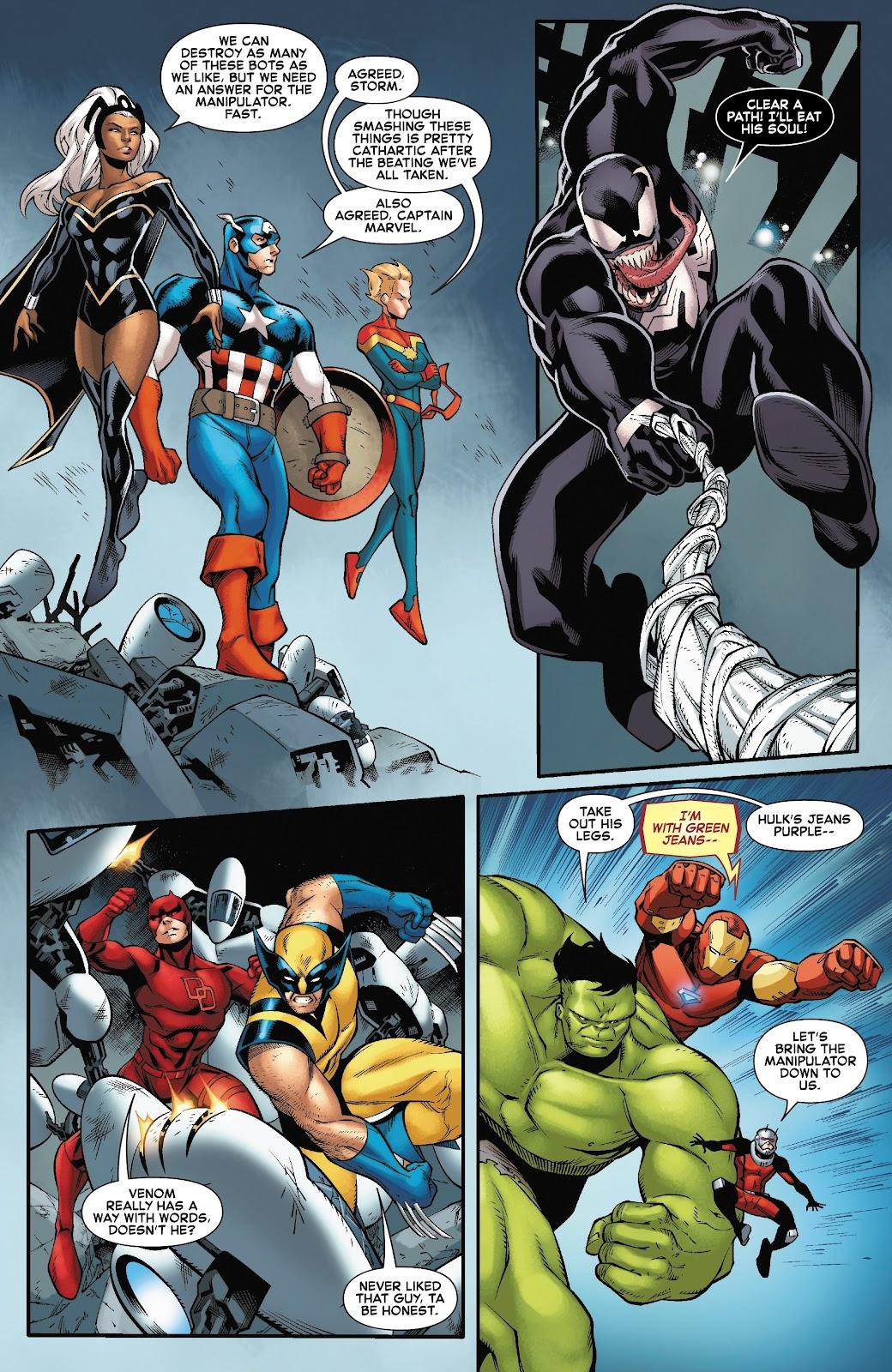 Read online Spider-Man/Deadpool comic -  Issue #49 - 9