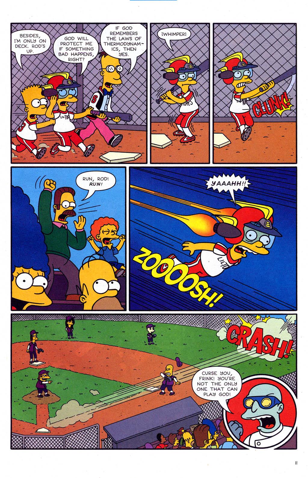 Read online Simpsons Comics Presents Bart Simpson comic -  Issue #21 - 13