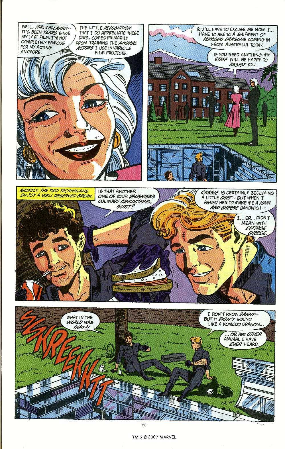 Iron Man Annual issue 12 - Page 57