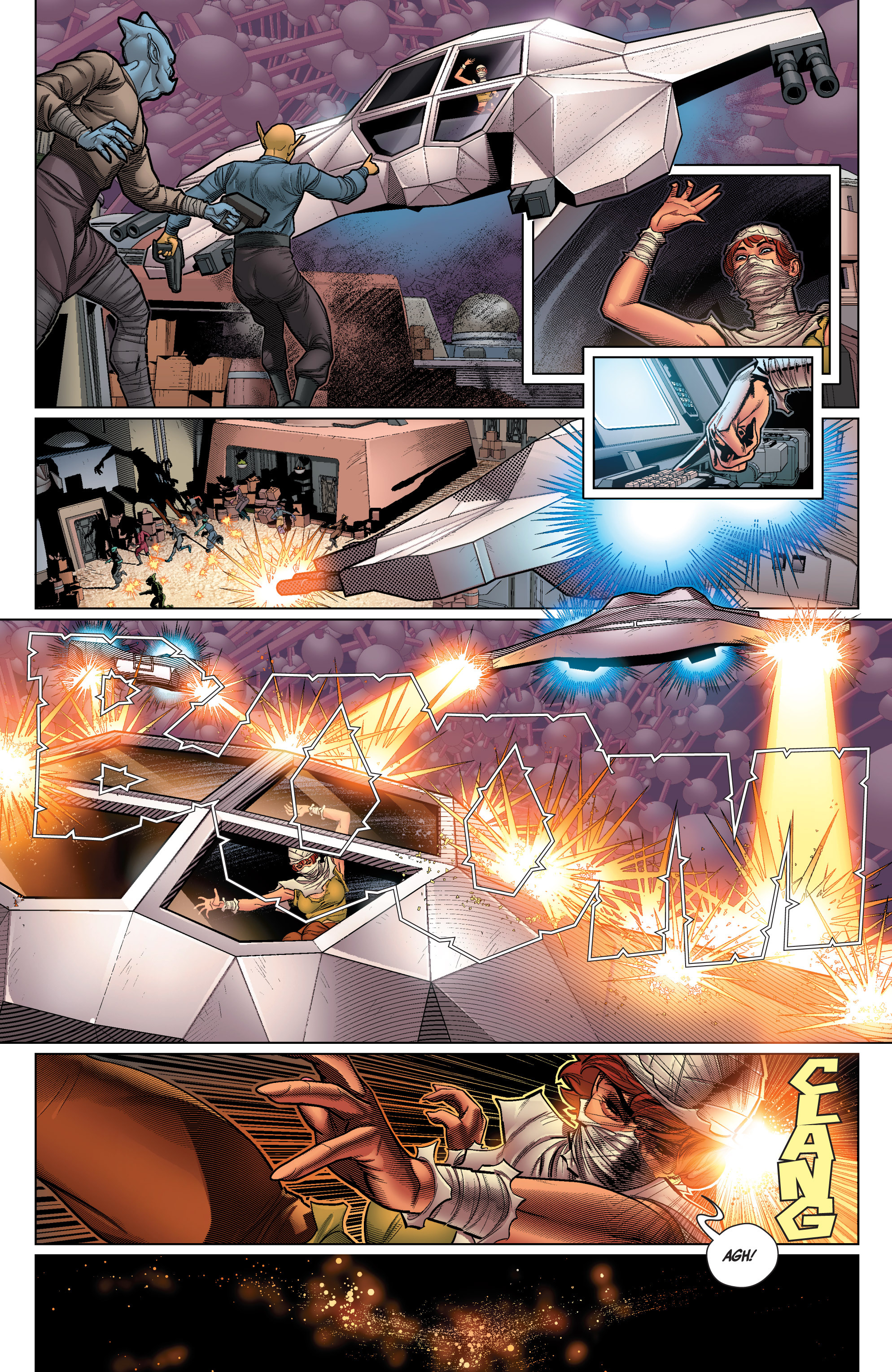Read online Avengers (2010) comic -  Issue #32 - 8