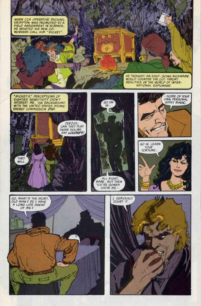 Read online Doctor Zero comic -  Issue #2 - 9