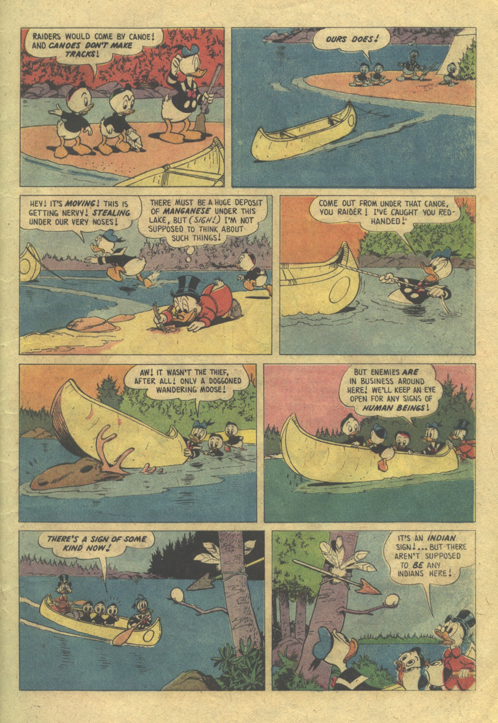 Read online Uncle Scrooge (1953) comic -  Issue #112 - 9