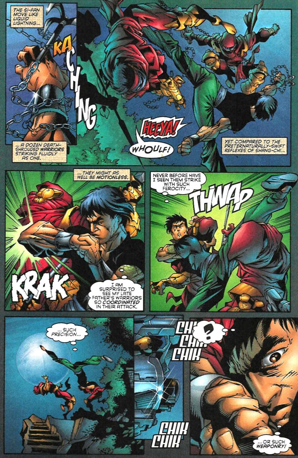 X-Men (1991) 62 Page 5