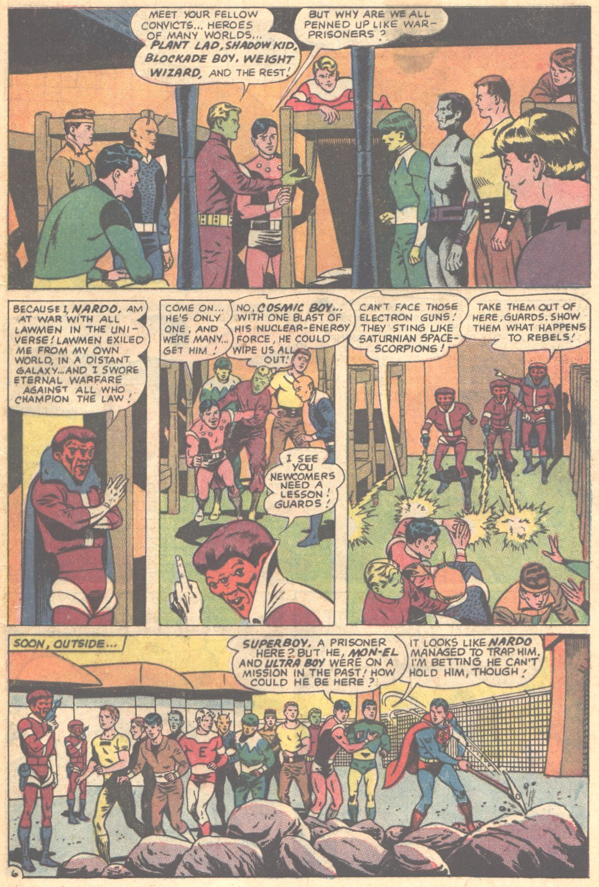 Read online Adventure Comics (1938) comic -  Issue #344 - 10