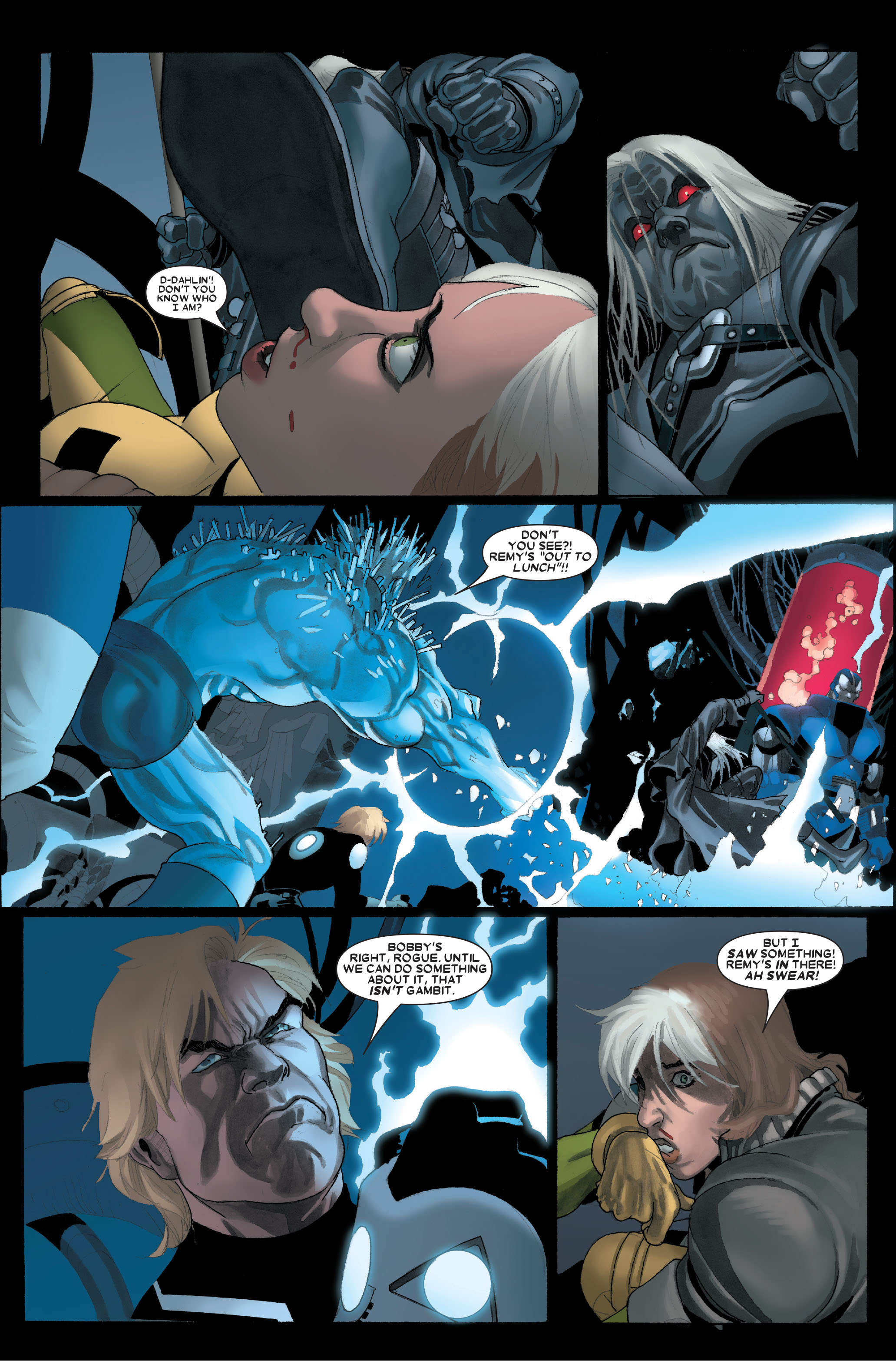 X-Men (1991) 185 Page 3